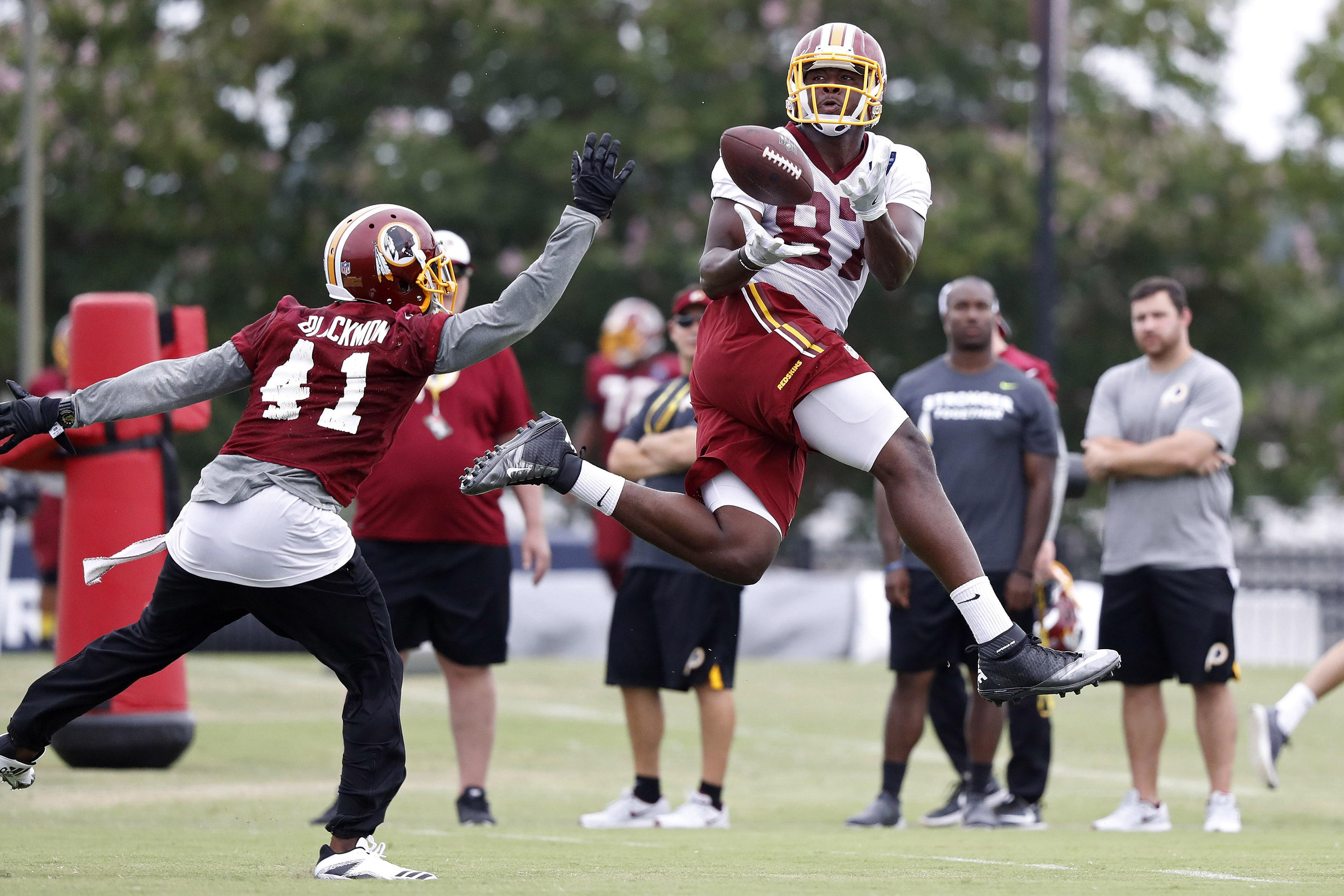 NFL: Washington Redskins-Training Camp