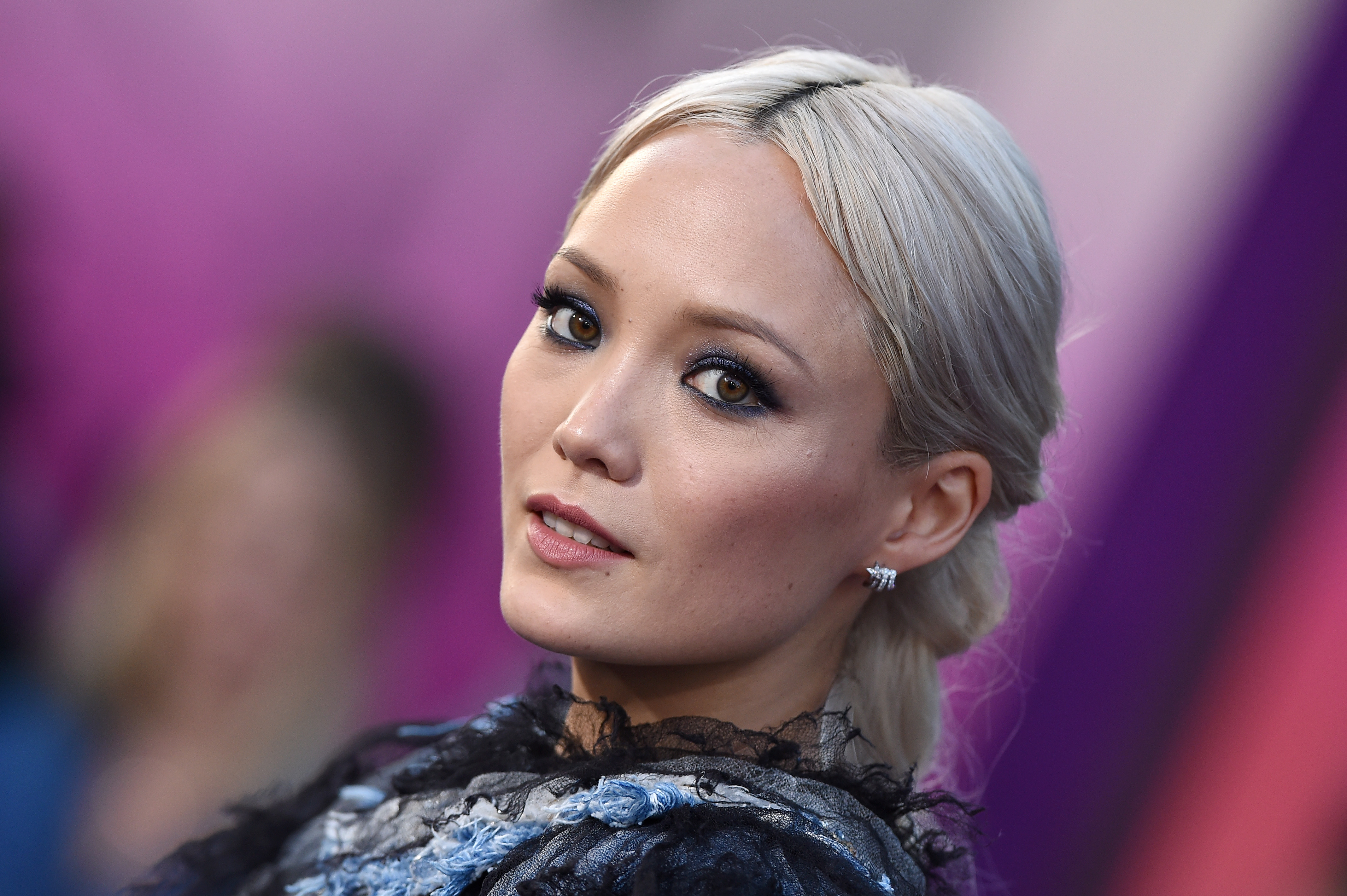 Actress Pom Klementieff arrives at the premiere of Disney and Marvel's 'Guardians of the Galaxy Vol. 2' at Dolby Theatre on April 19, 2017 in Hollywood, California.