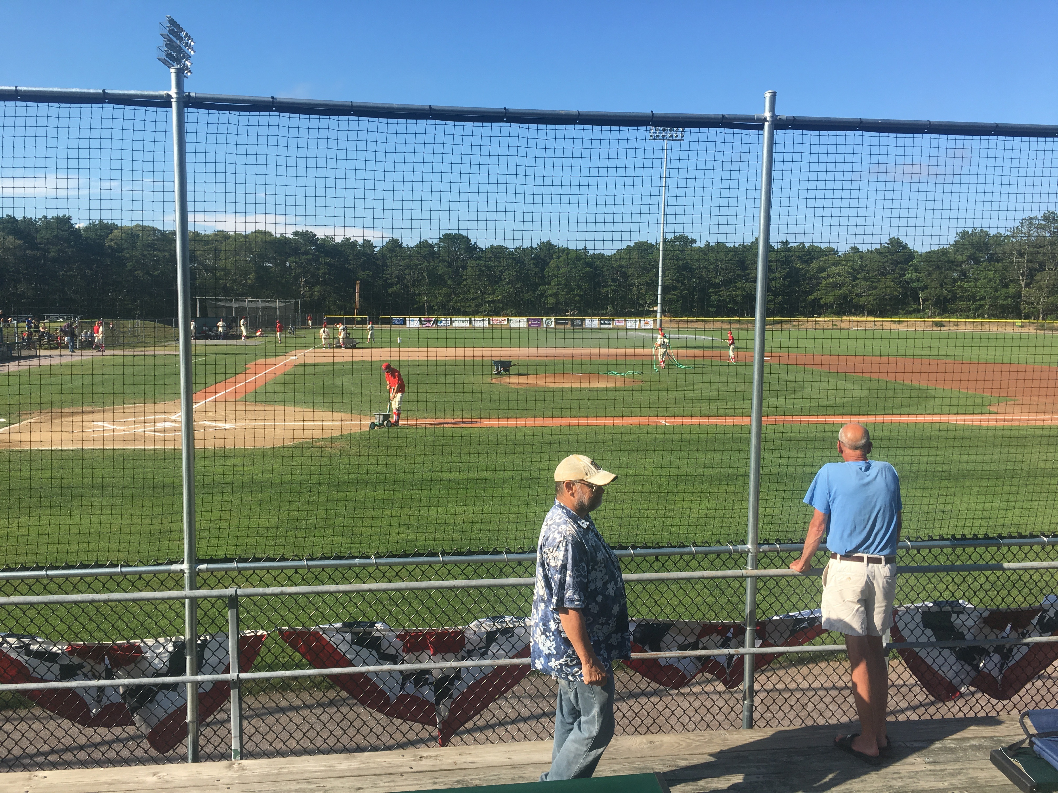 UNC Baseball  Playoff time in the Cape Cod Baseball League - Tar ... 3fdad13bf