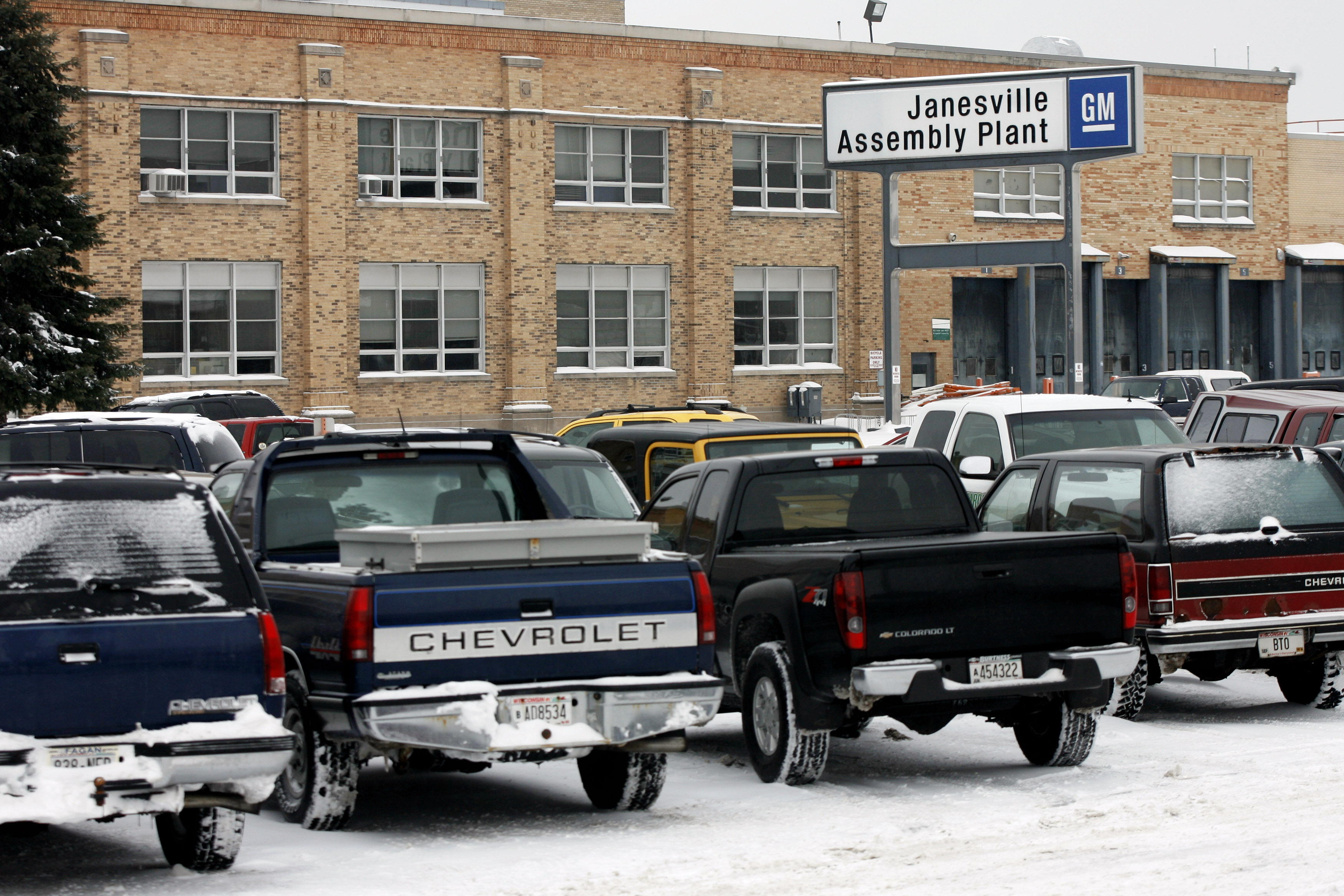 GM Closes Down Wisconsin SUV Assembly Plant