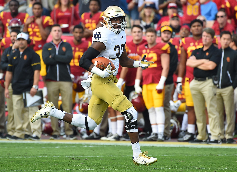 Notre Dame v USC