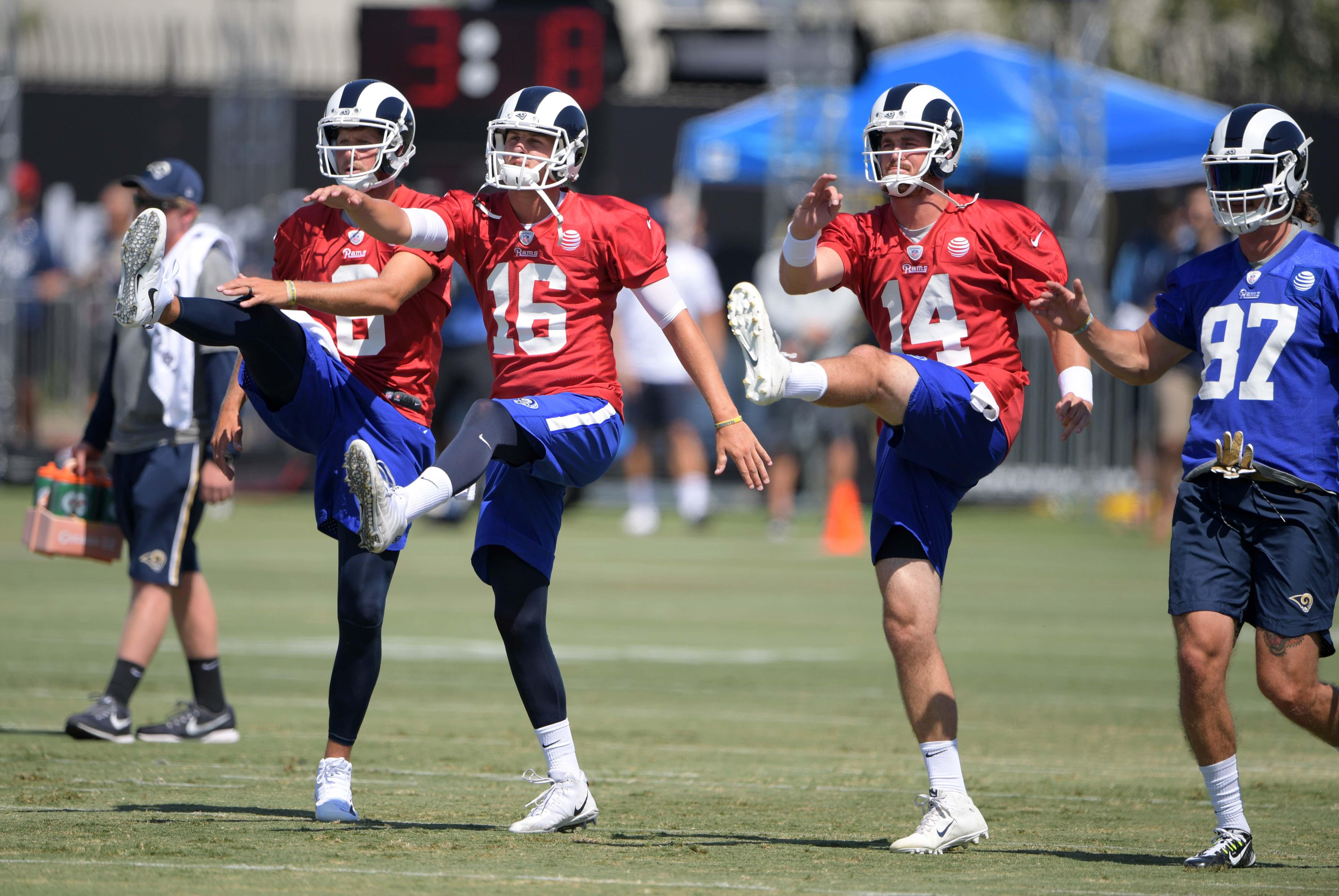 Los Angeles Rams 2017 Training Camp