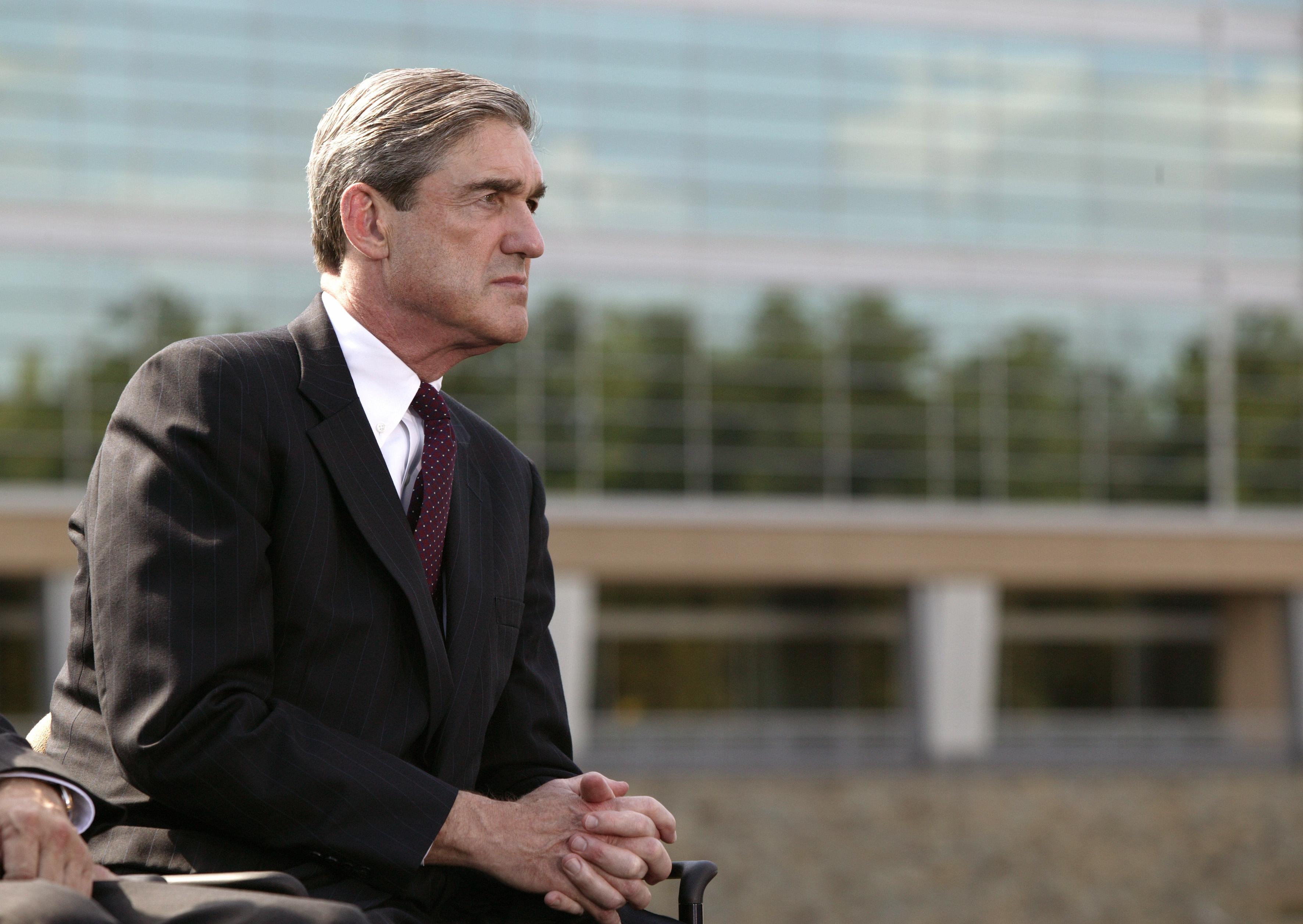 A picture of Robert Mueller