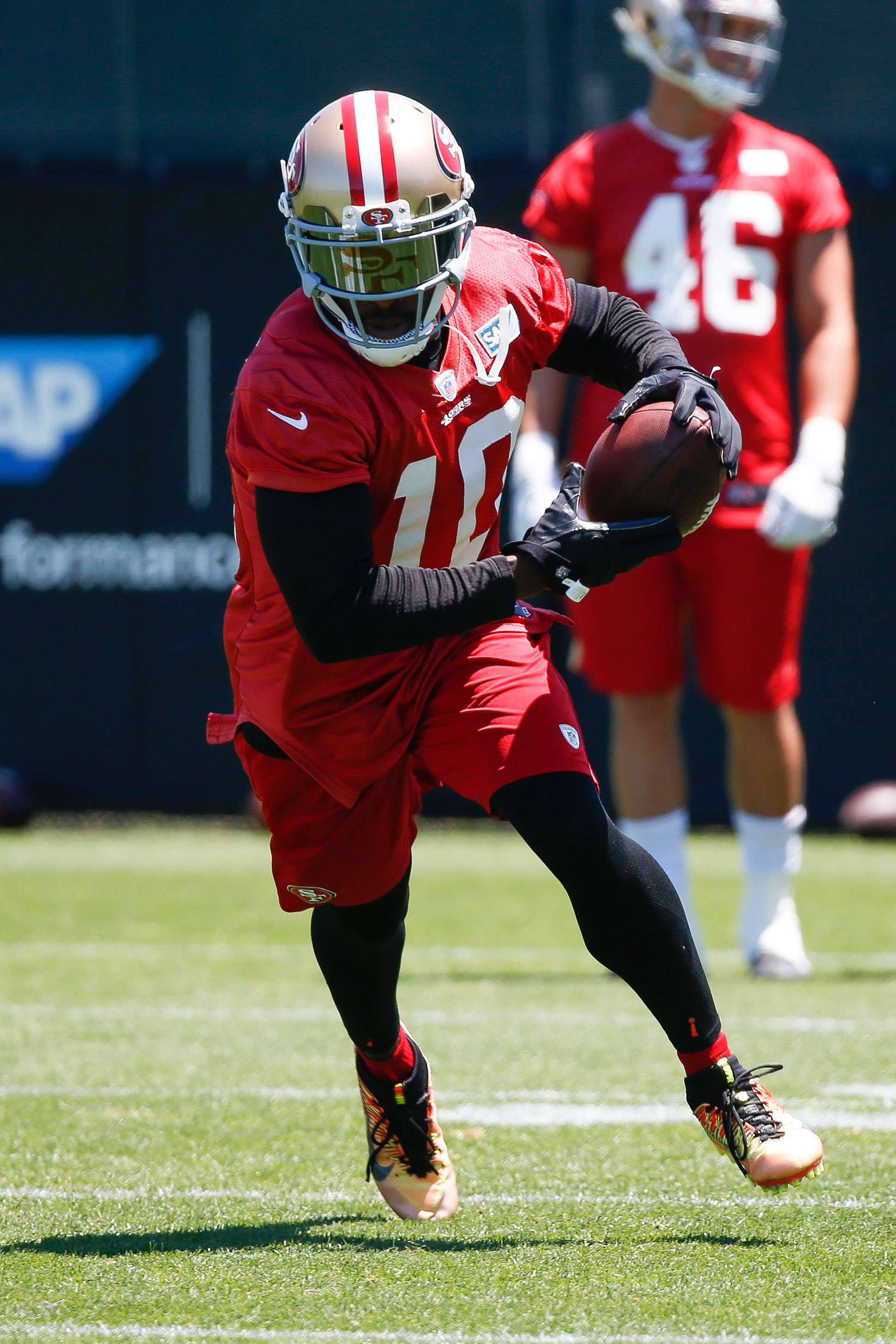 NFL: San Francisco 49ers-Minicamp