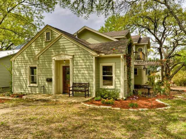 The priciest and most economical homes sold in austin last for Least expensive house to build