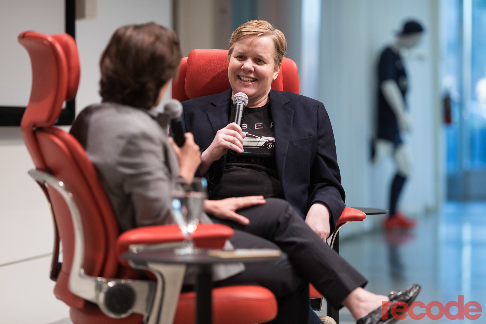 Full transcript: Uber SVP of Leadership and Strategy Frances Frei live  onstage on Recode Decode.