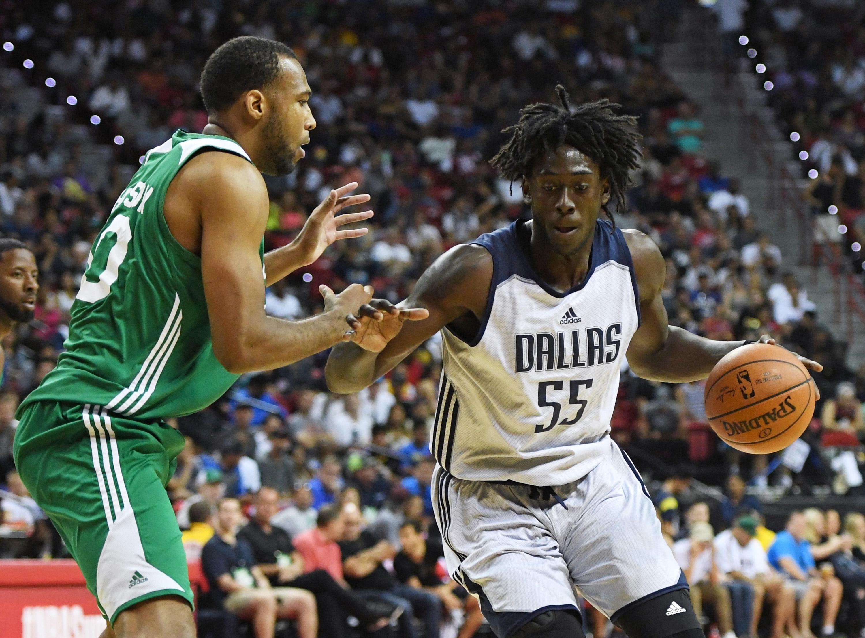 2017 Las Vegas Summer League - Boston Celtics v Dallas Mavericks