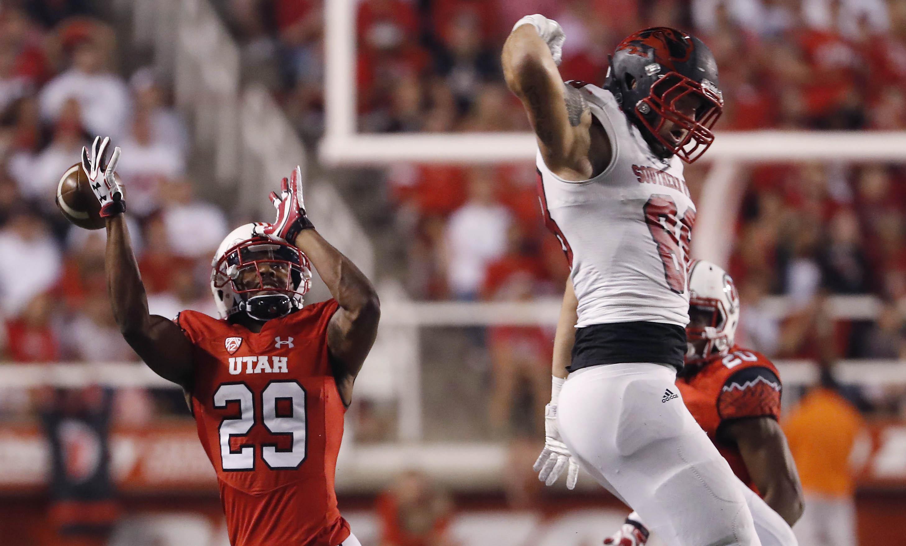 NCAA Football: Southern Utah at Utah