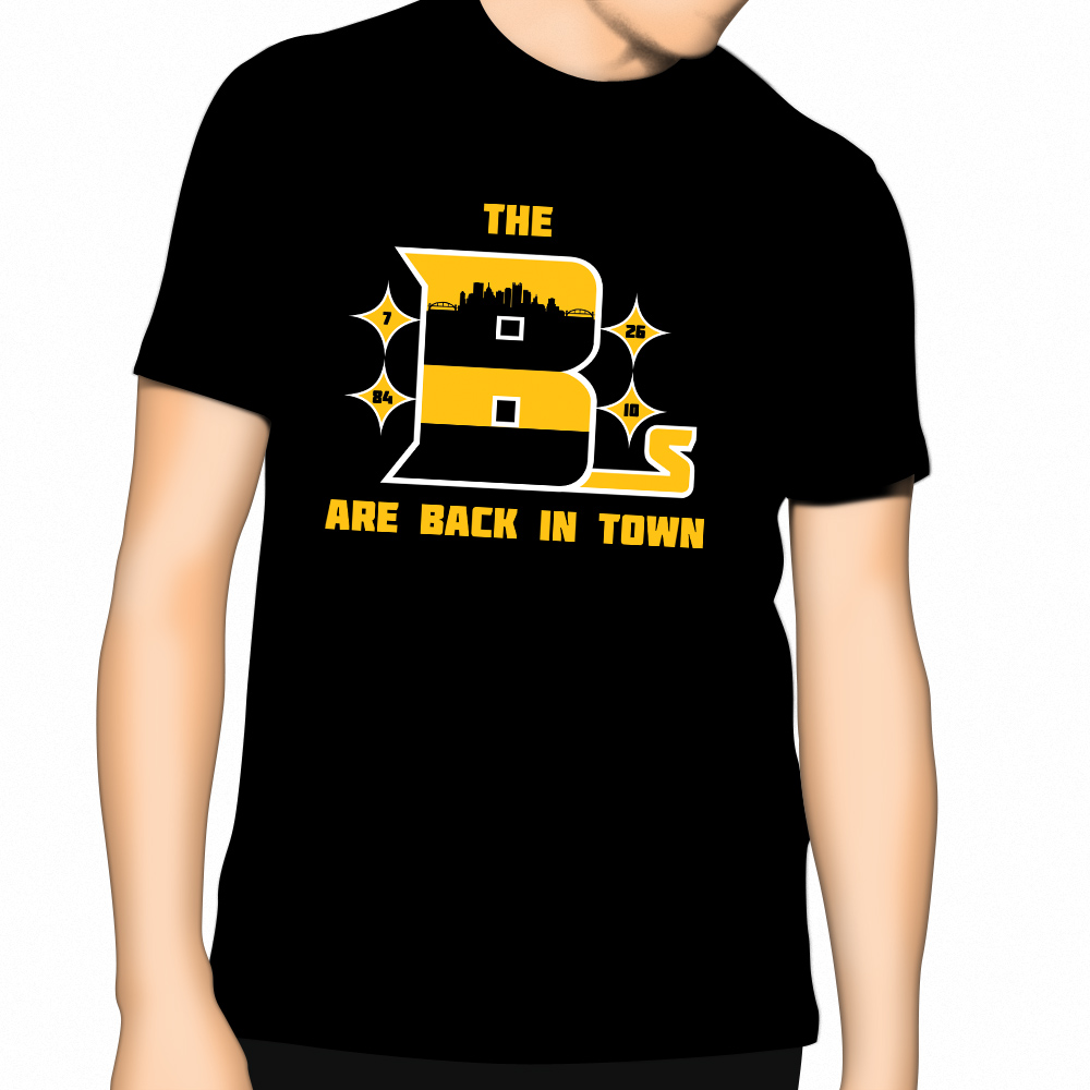 Btsc Apparel Behind The Steel Curtain Tendencies Tshirt Monday To Long Navy S Welcome Back Steelers Killer Bs With Latest T Shirt
