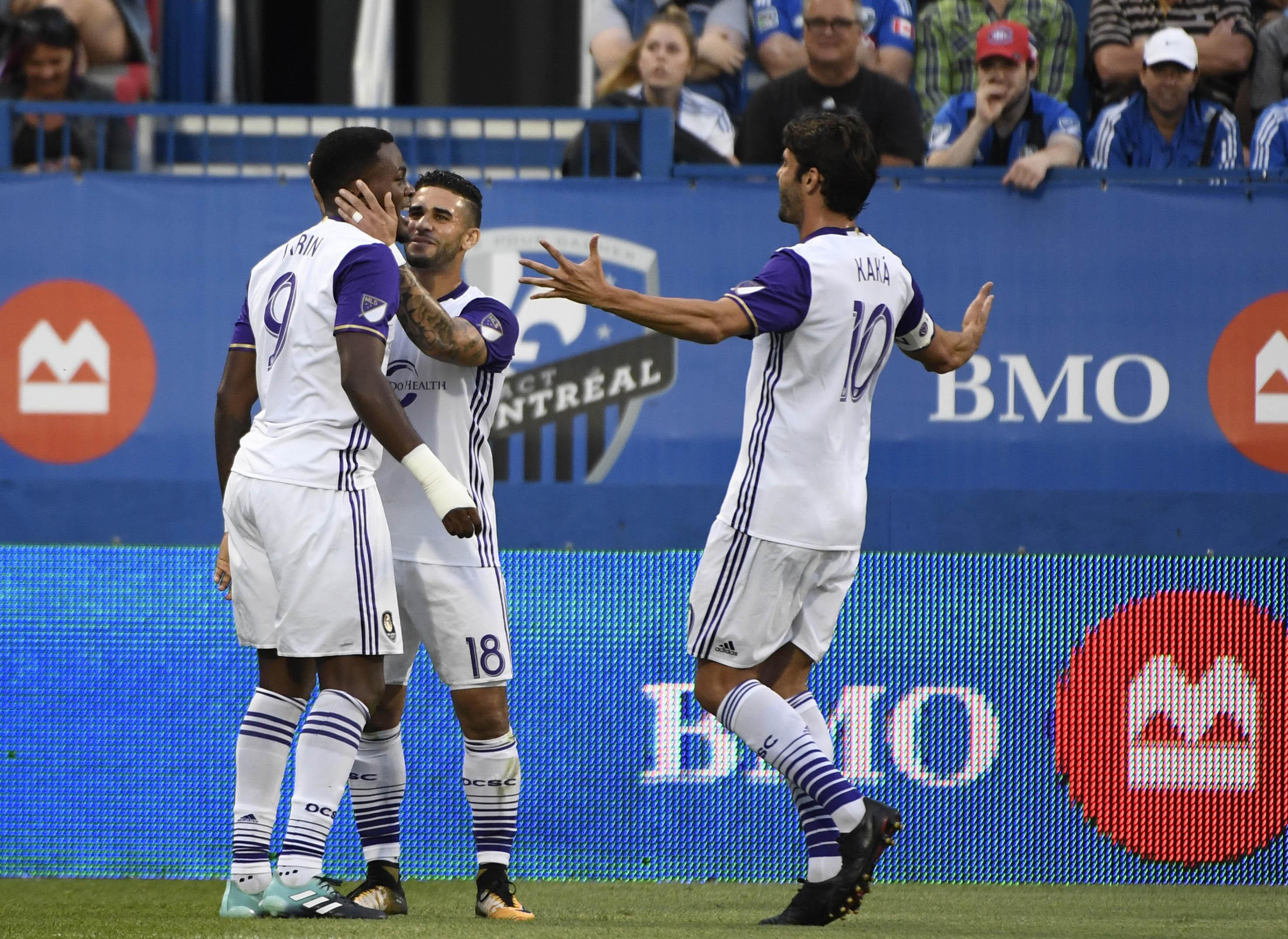 MLS: Orlando City SC at Montreal Impact