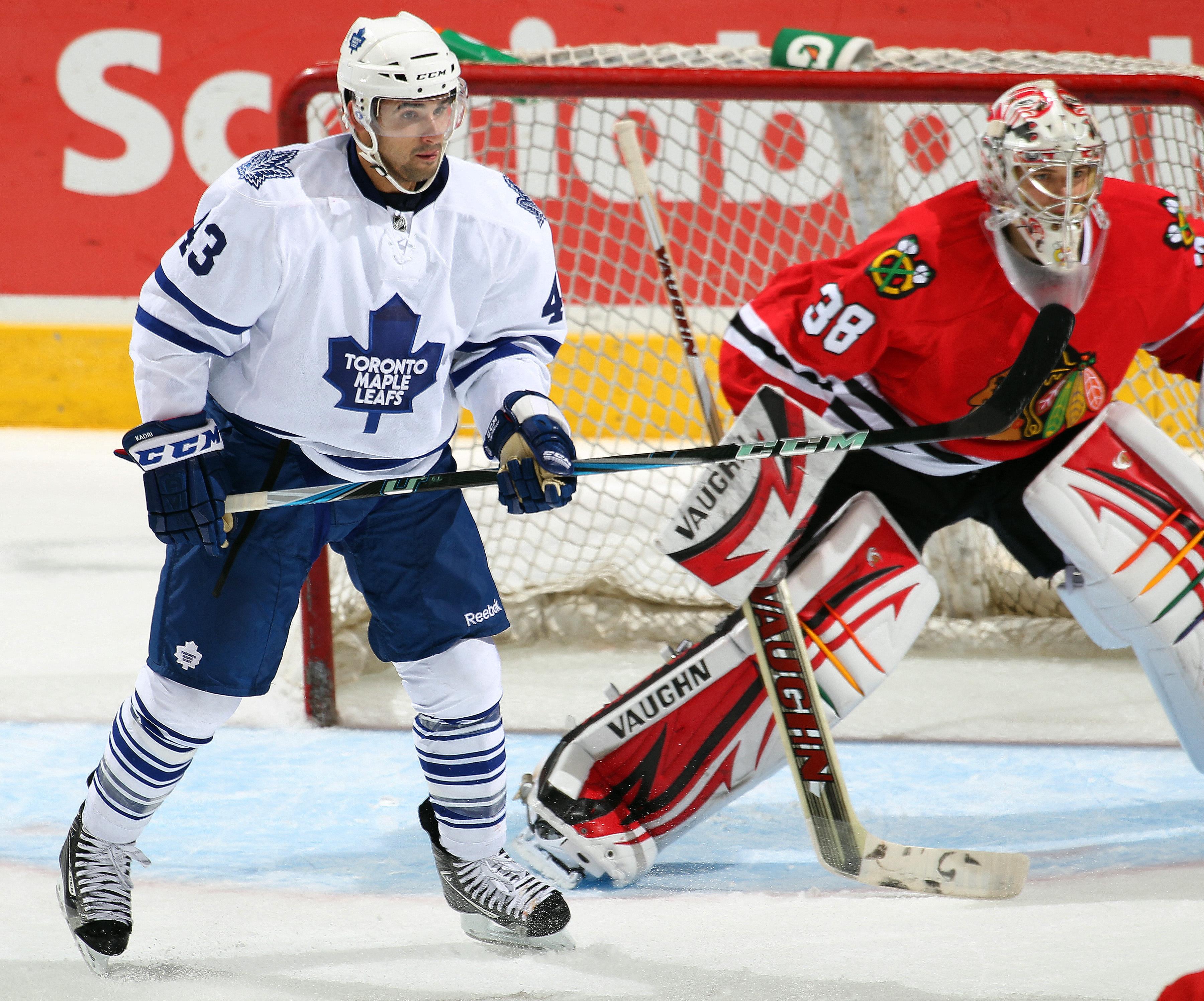 NHL Rookie Tournament - Chicago Blackhawks v Toronto Maple Leafs