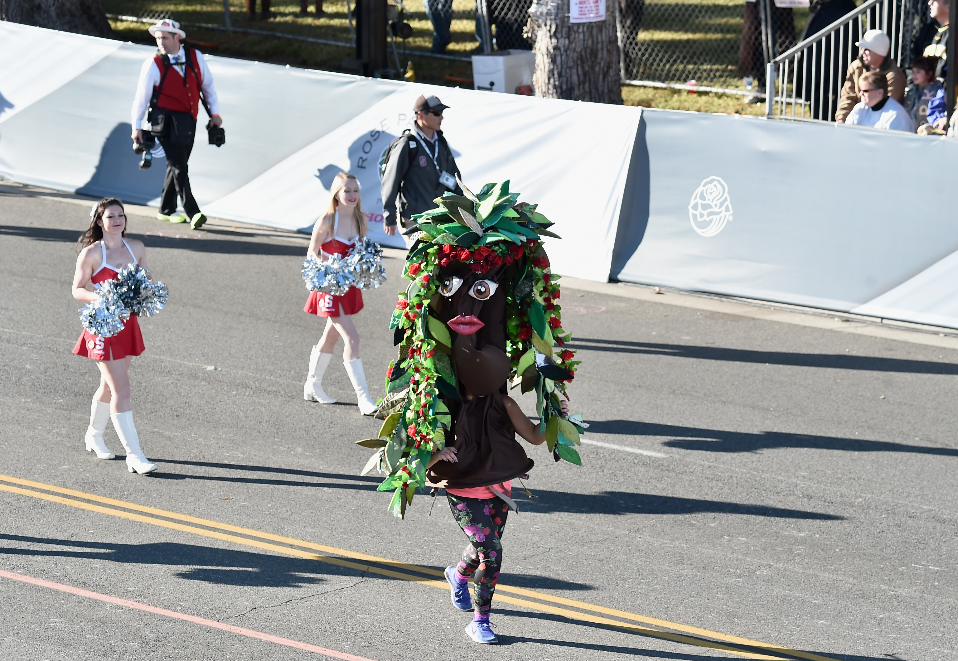 127th Tournament Of Roses Parade Presented By Honda