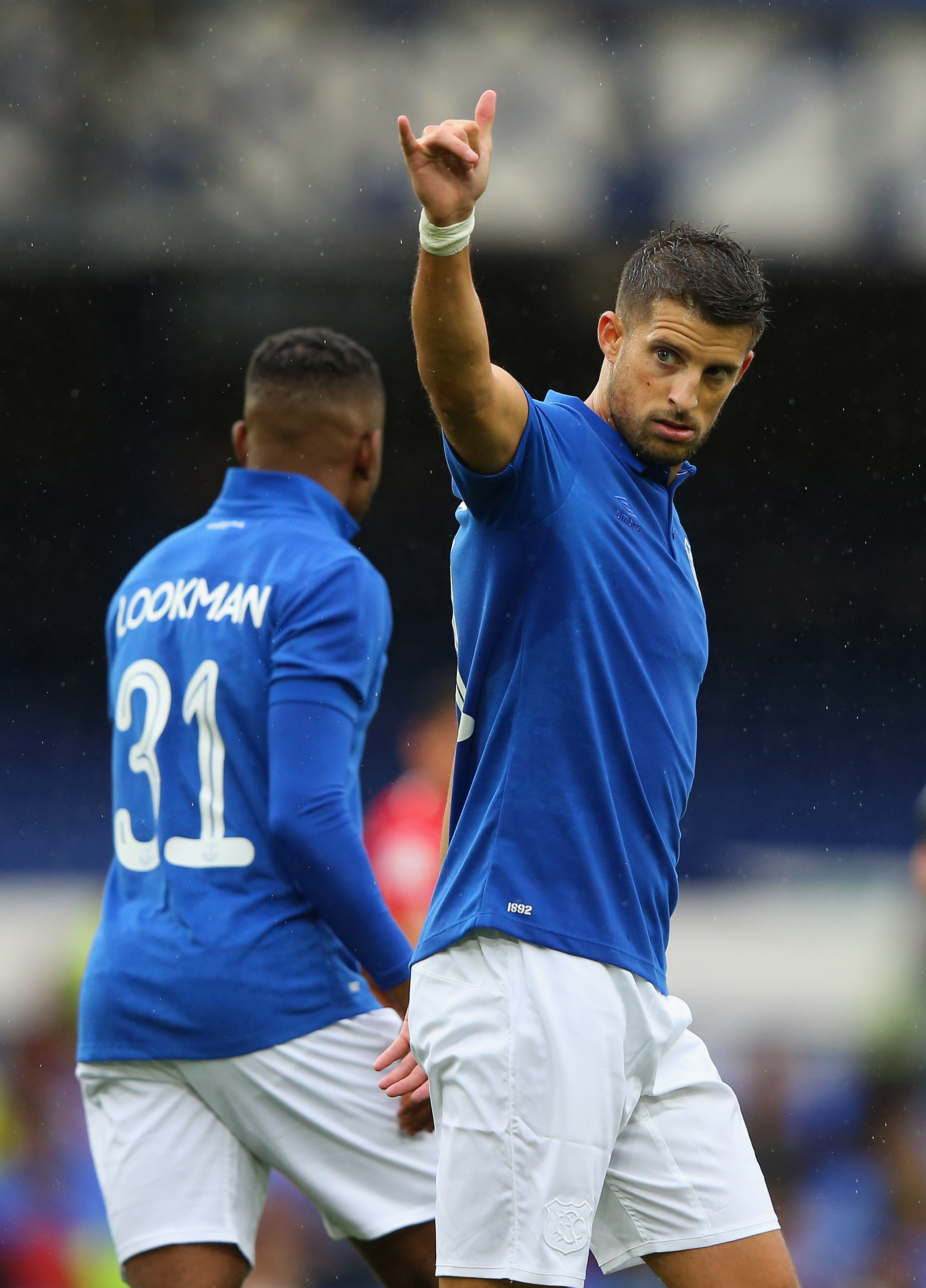 Everton v Sevilla - Pre Season Friendly