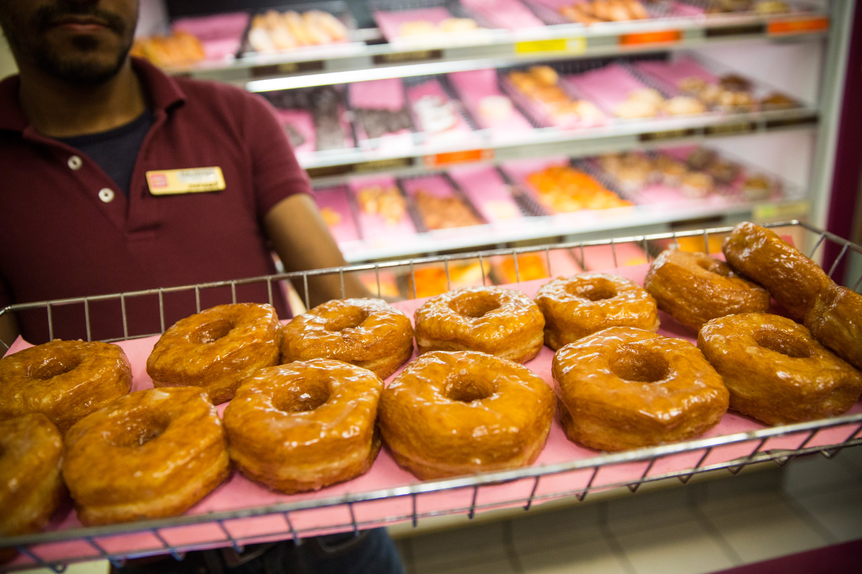 Dunkin' Donuts Launches Its Version Of Croissant Doughnut