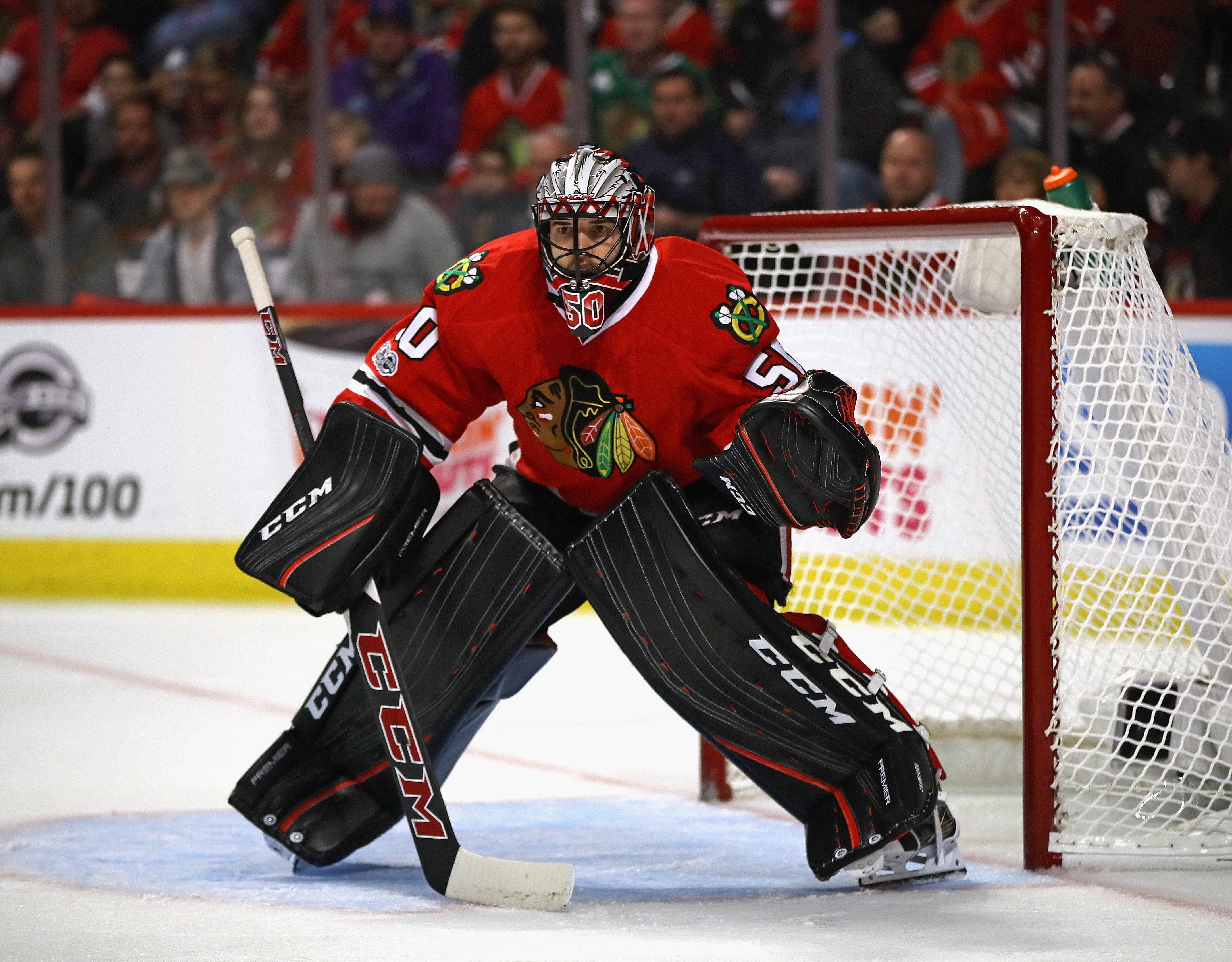 Corey Crawford Left Off Nhl Network S Top 10 Goalies Which Is Fine