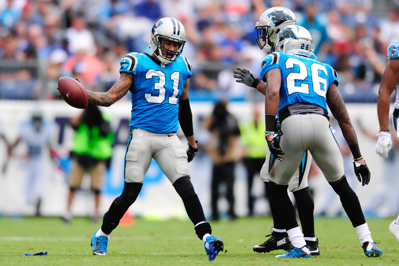 NFL: Preseason-Carolina Panthers at Tennessee Titans