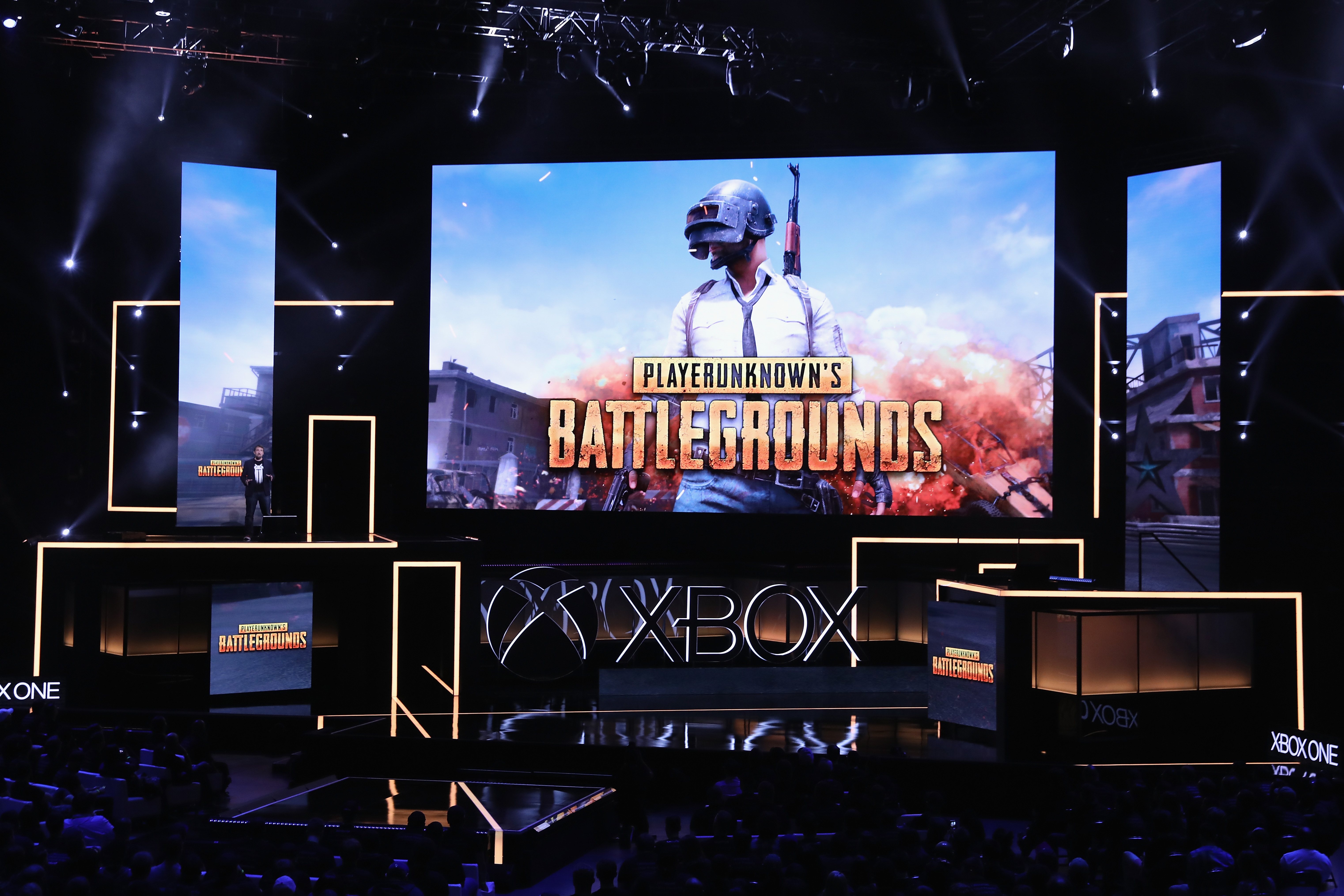 Microsoft xBox E3 Event