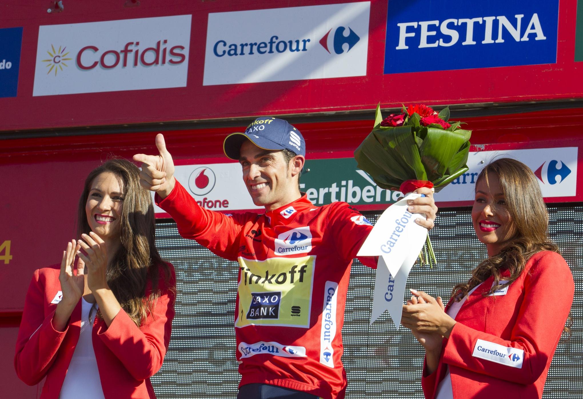 Contador in Red