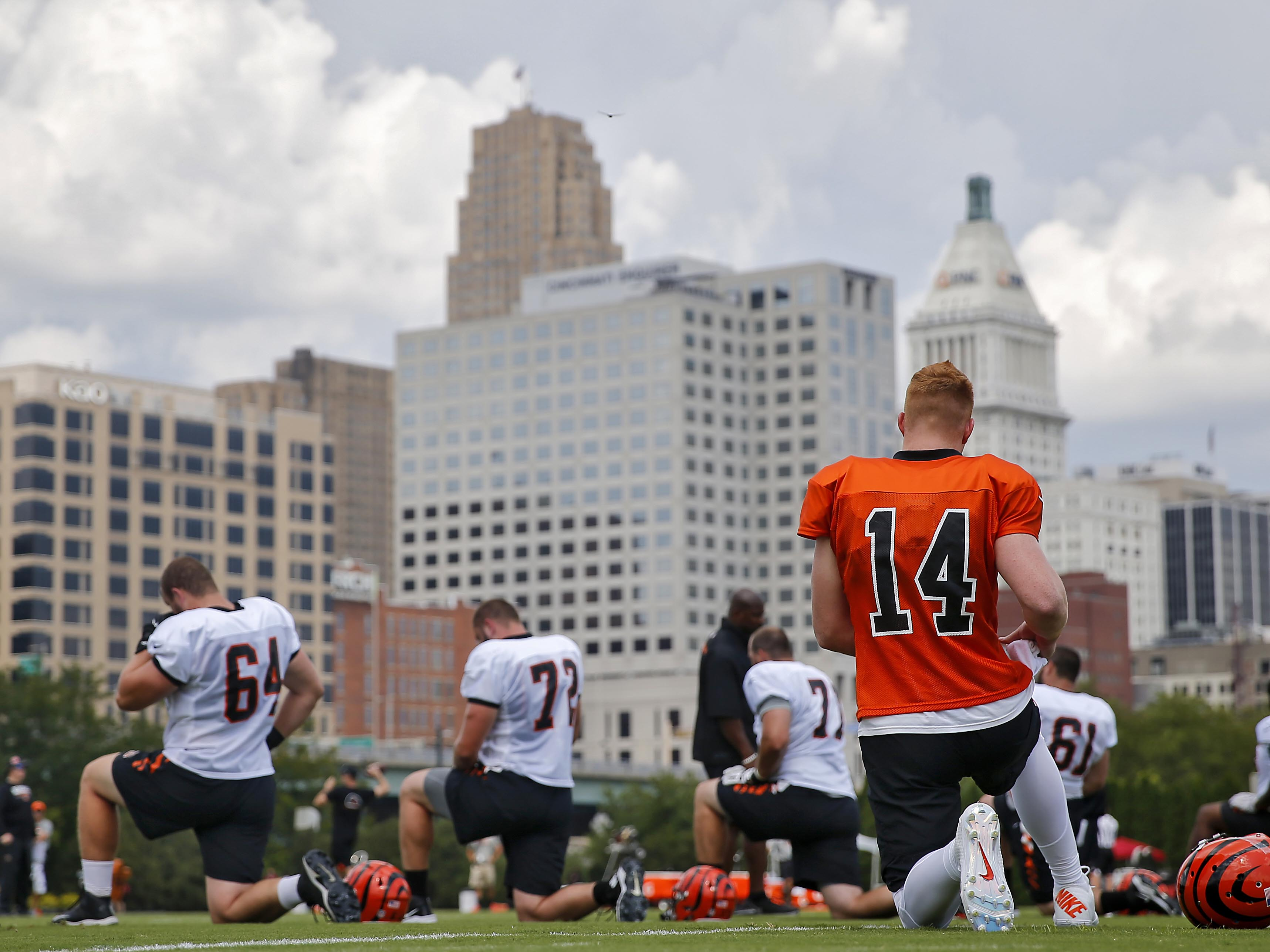 66a33e80 Cincinnati Bengals training camp: Live updates from Tuesday/Day 10 ...