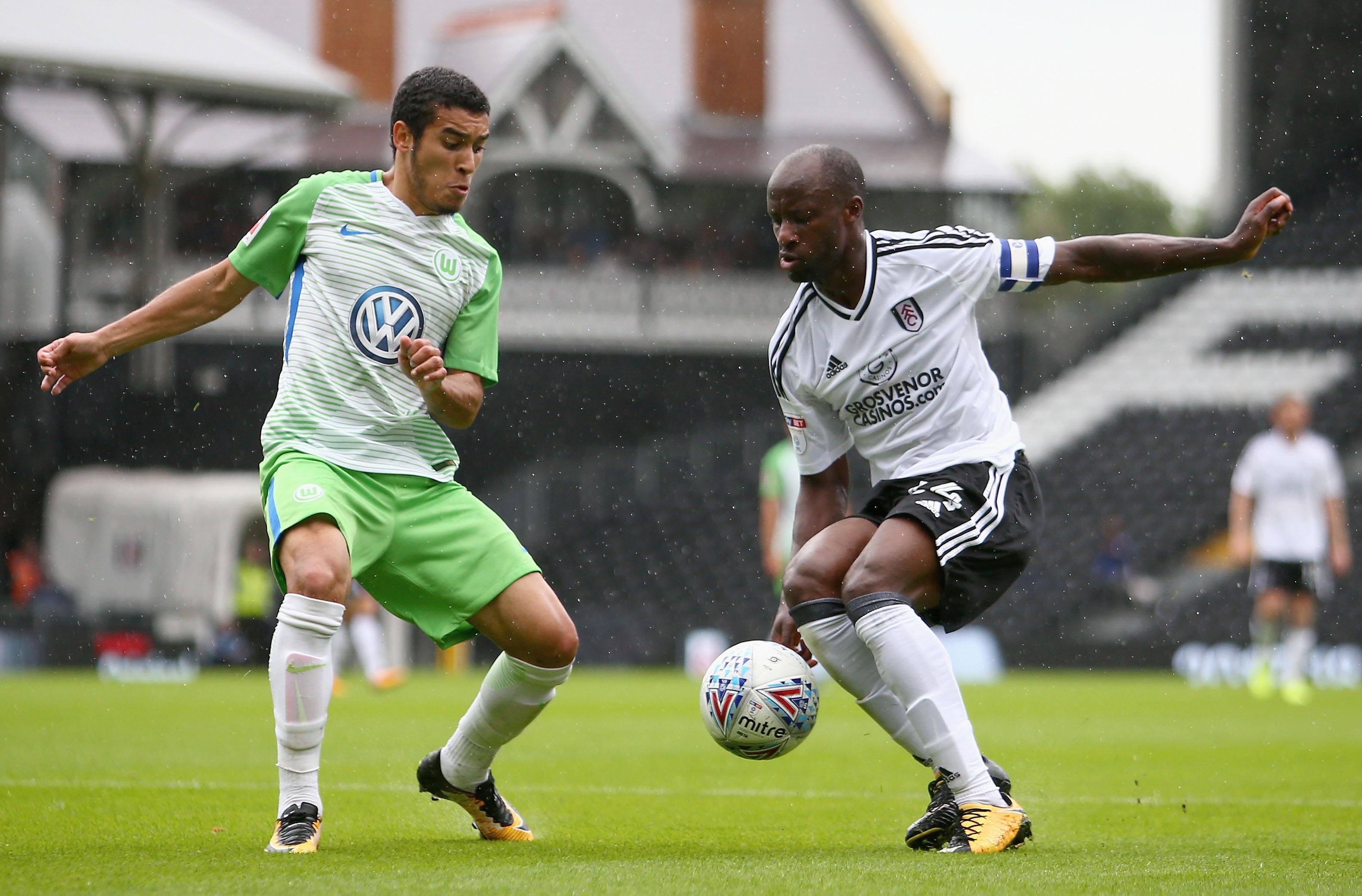 Fulham v VfL Wolfsburg - Pre-Season Friendly