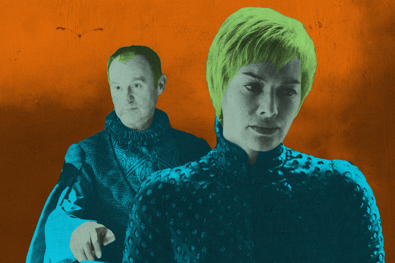 Tycho Nestoris and Cersei
