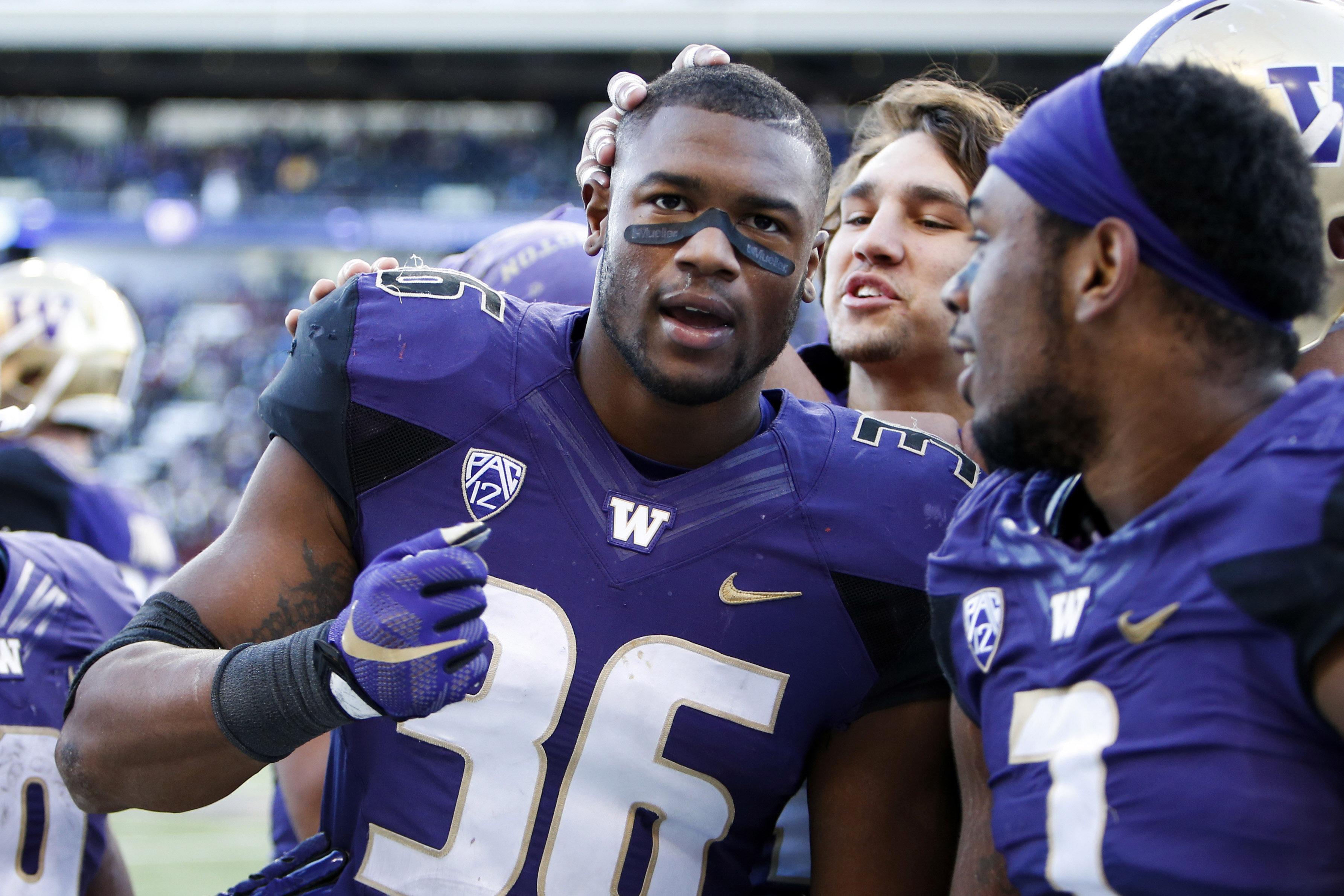 NCAA Football: Washington State at Washington