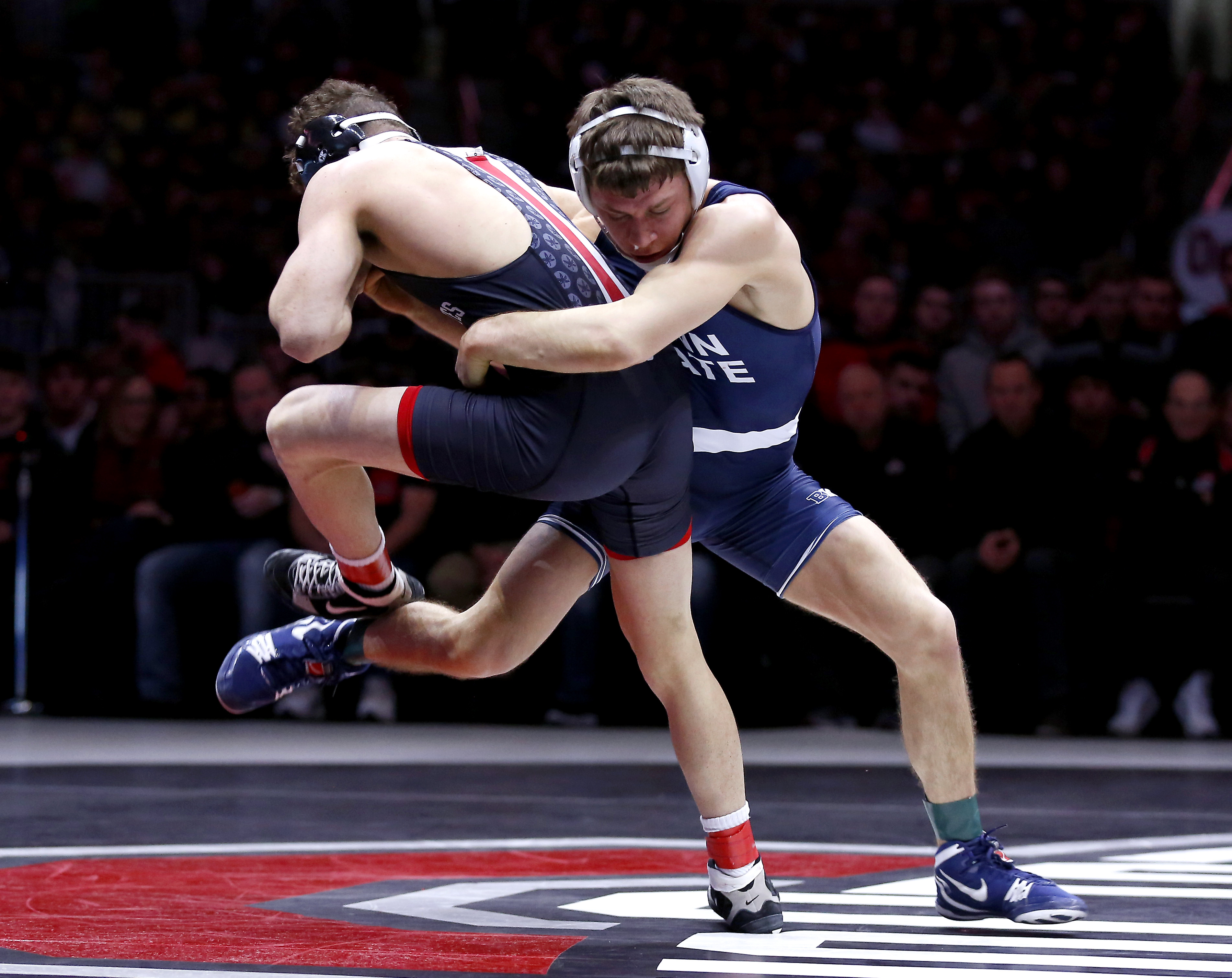 Penn State Wrestling Shoes Nike