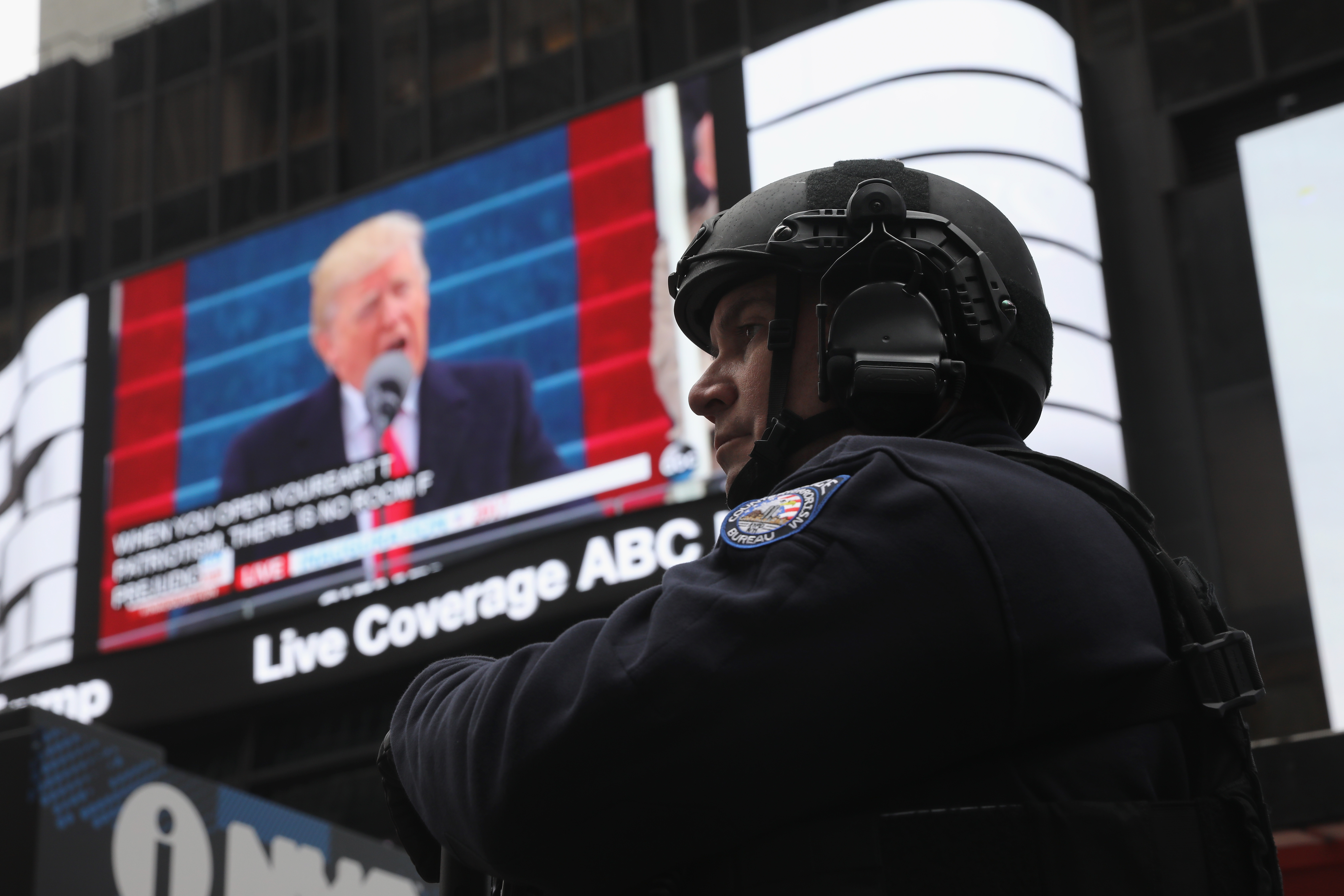 """Media scholar on Trump TV: """"This is Orwellian, and it's happening right now, right here"""""""
