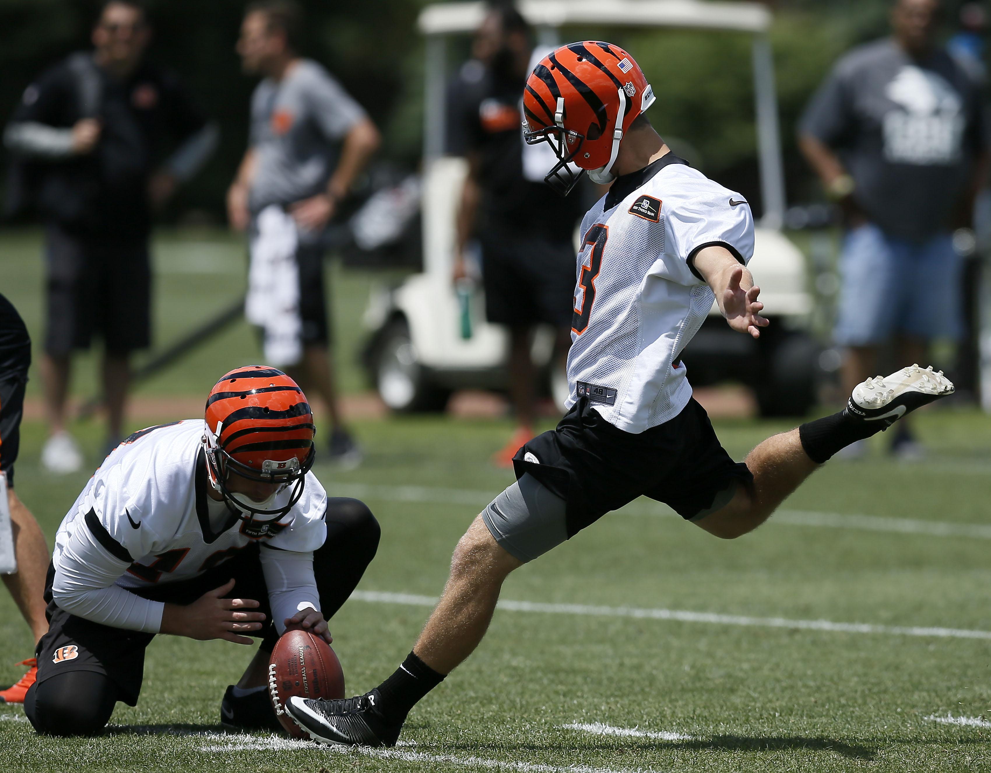NFL: Cincinnati Bengals-OTA