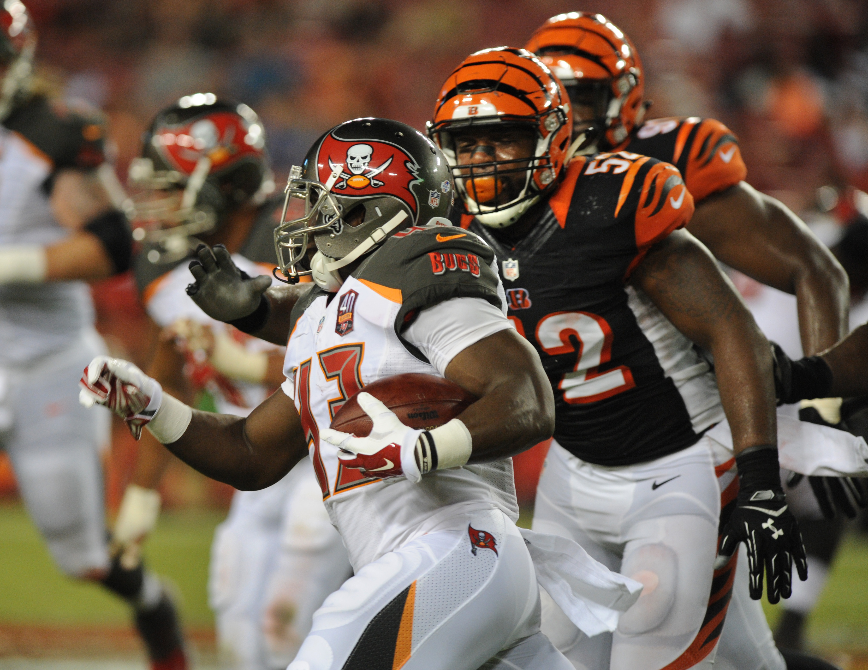 Preseason Week 1: Bengals Vs Buccaneers The Bengals Face Their First  Opponent Of The Preseason On Friday Night At Paul Brown Stadium