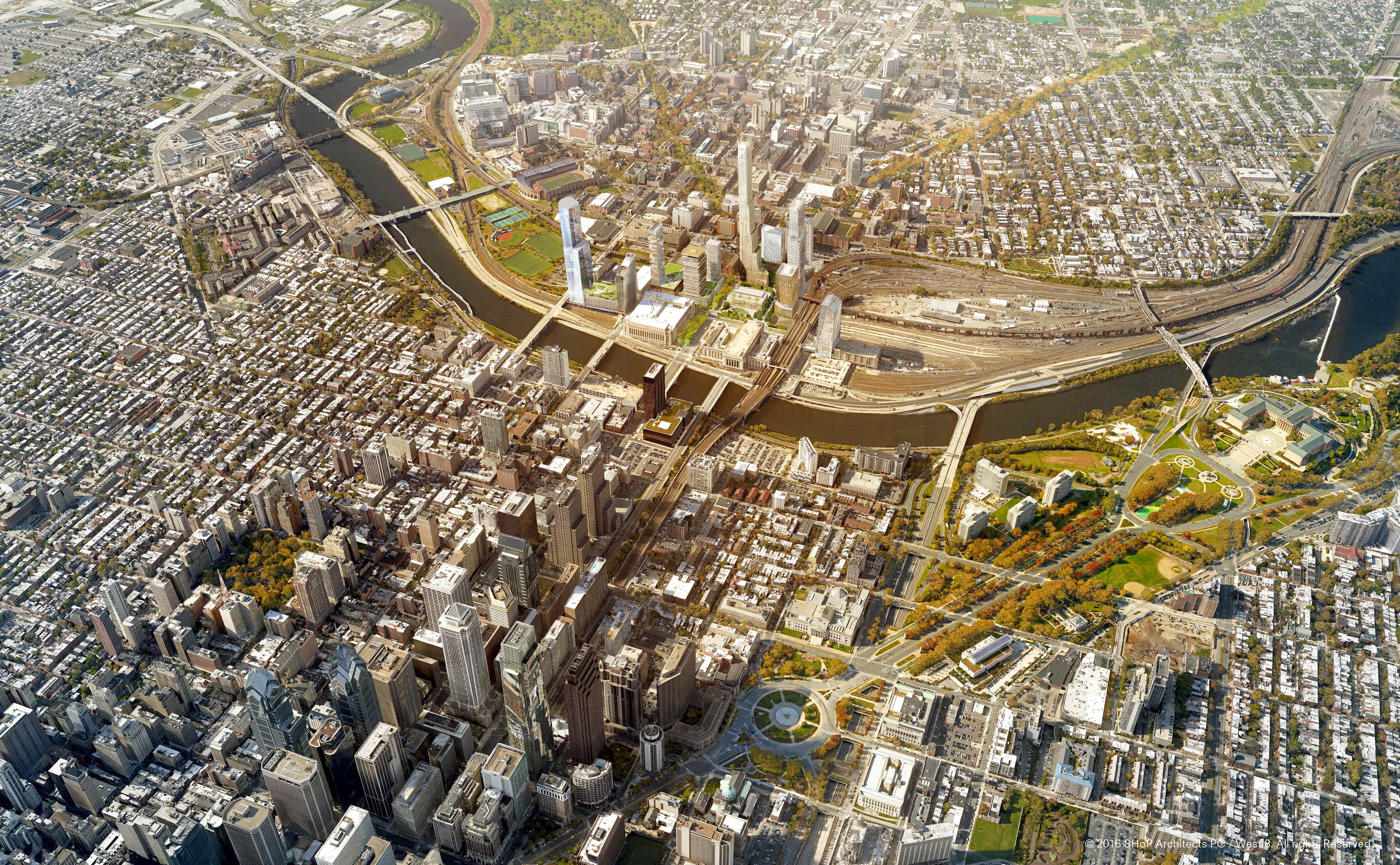 Heres Your Philly Megadevelopment Cheat Sheet Curbed Philly - Yard mapping program