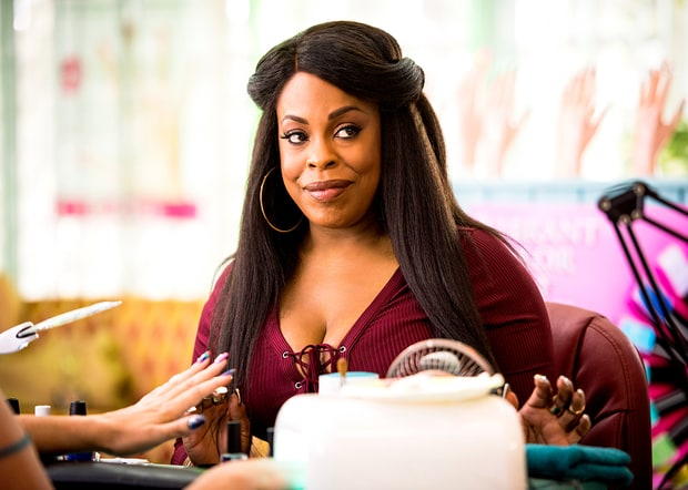 Actress Niecy Nash in TNT's Claws.