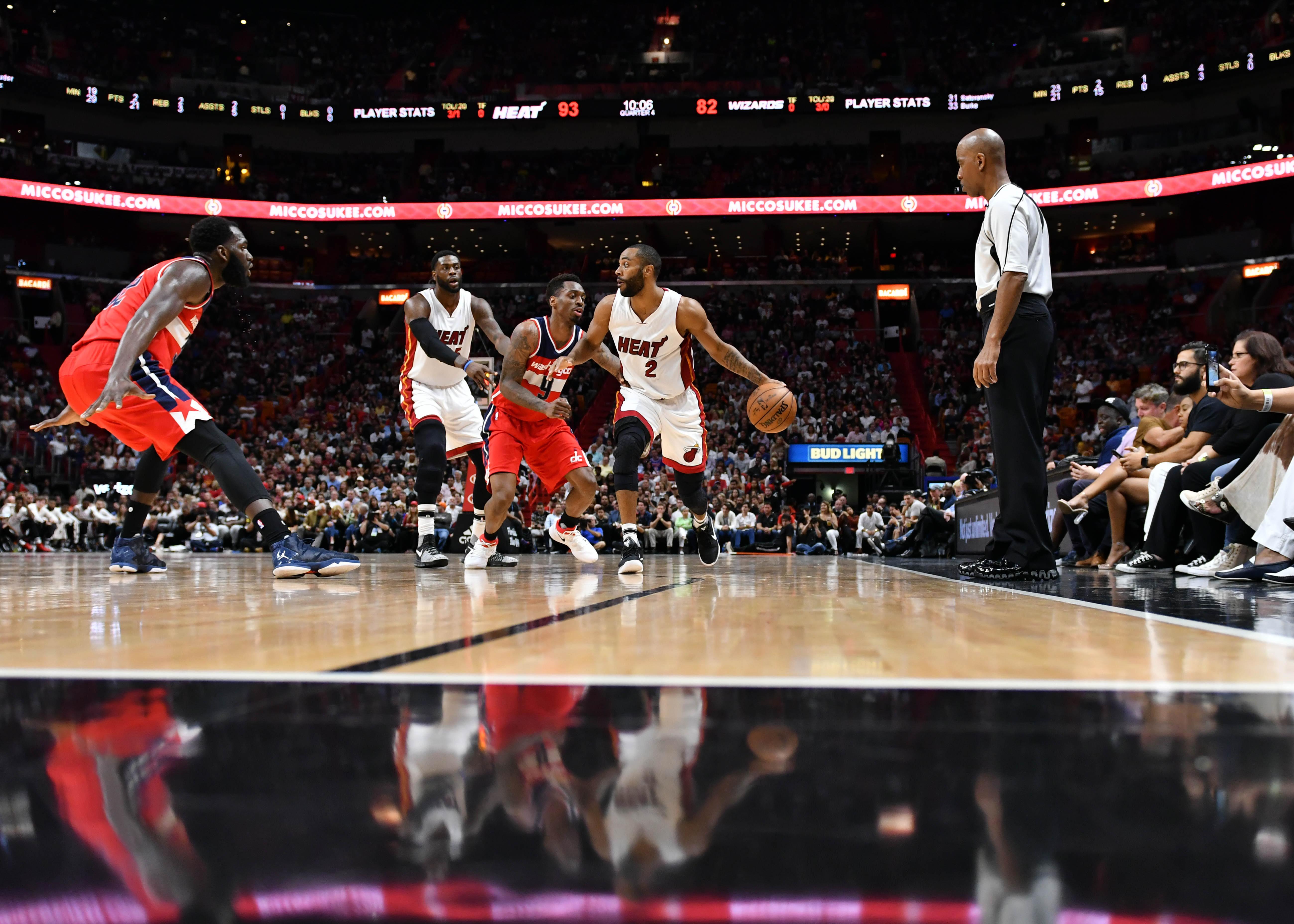 Bam Adebayo Will Make Florida His Bitch Today: New Nike Jersey For Miami Heat On Bam Adebayo's NBA2K18