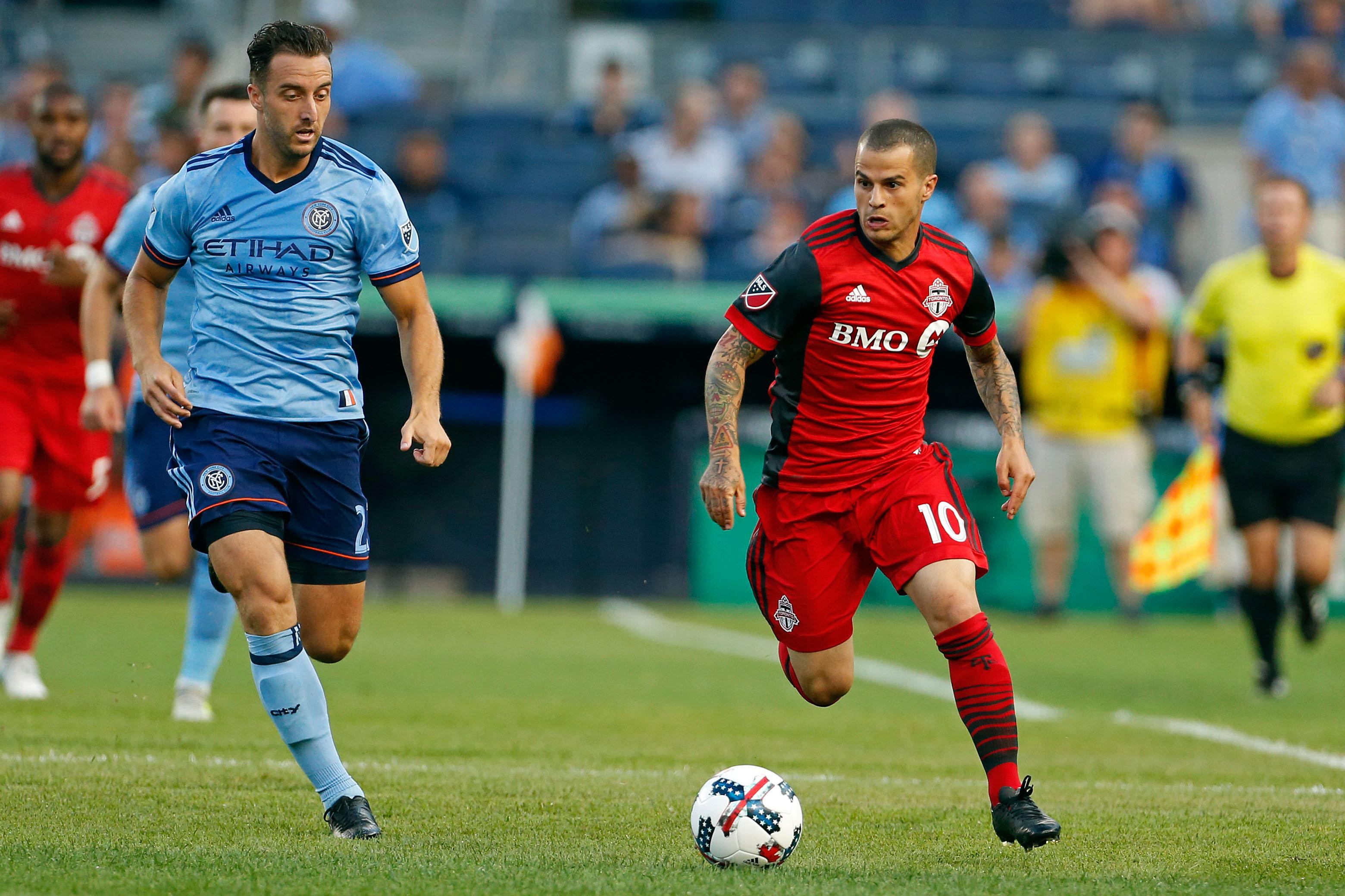 MLS: Toronto FC at New York City FC