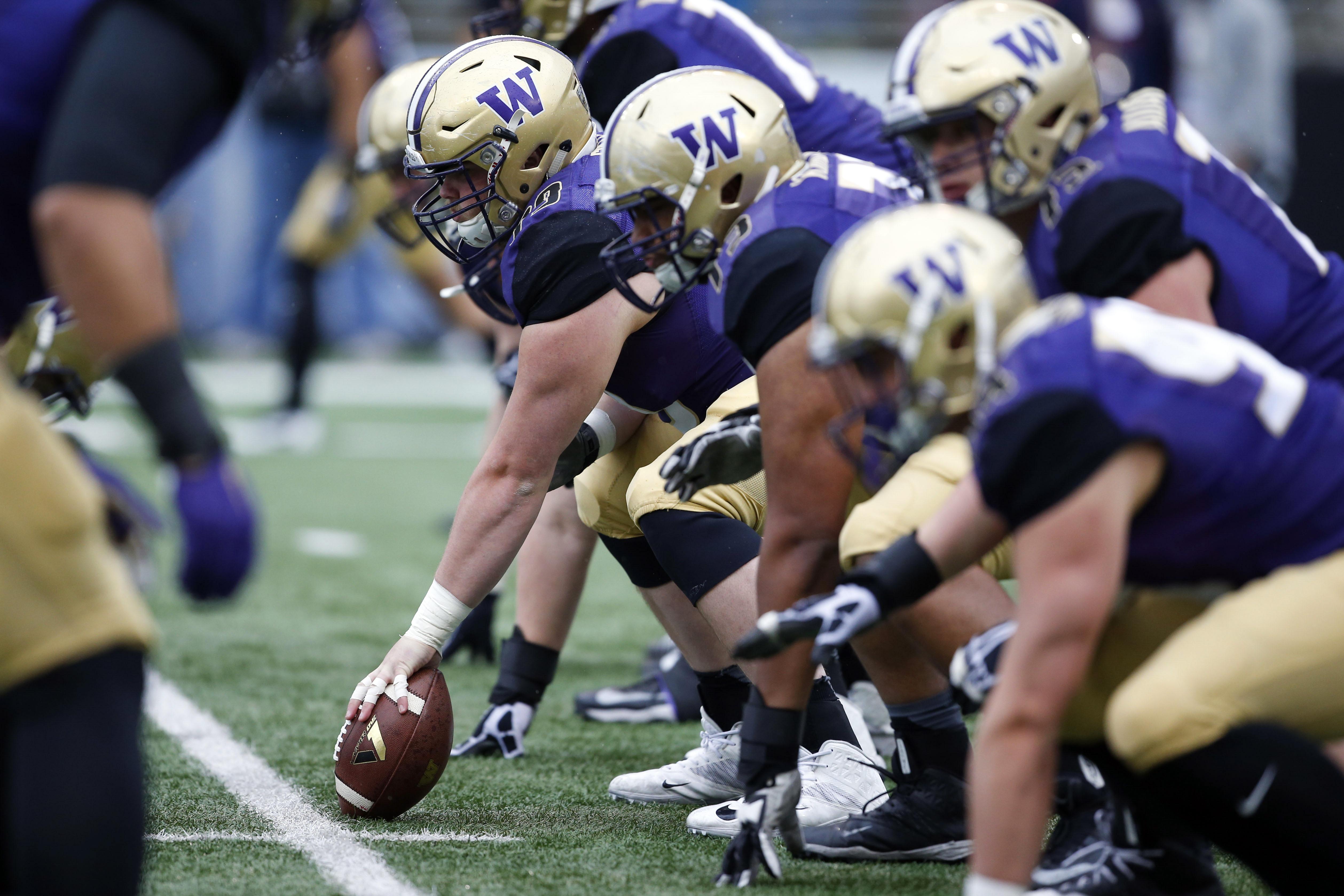 NCAA Football: Washington Spring Game