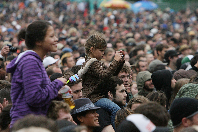 San Francisco's 'Outside Lands' Music & Arts Festival - Day 2