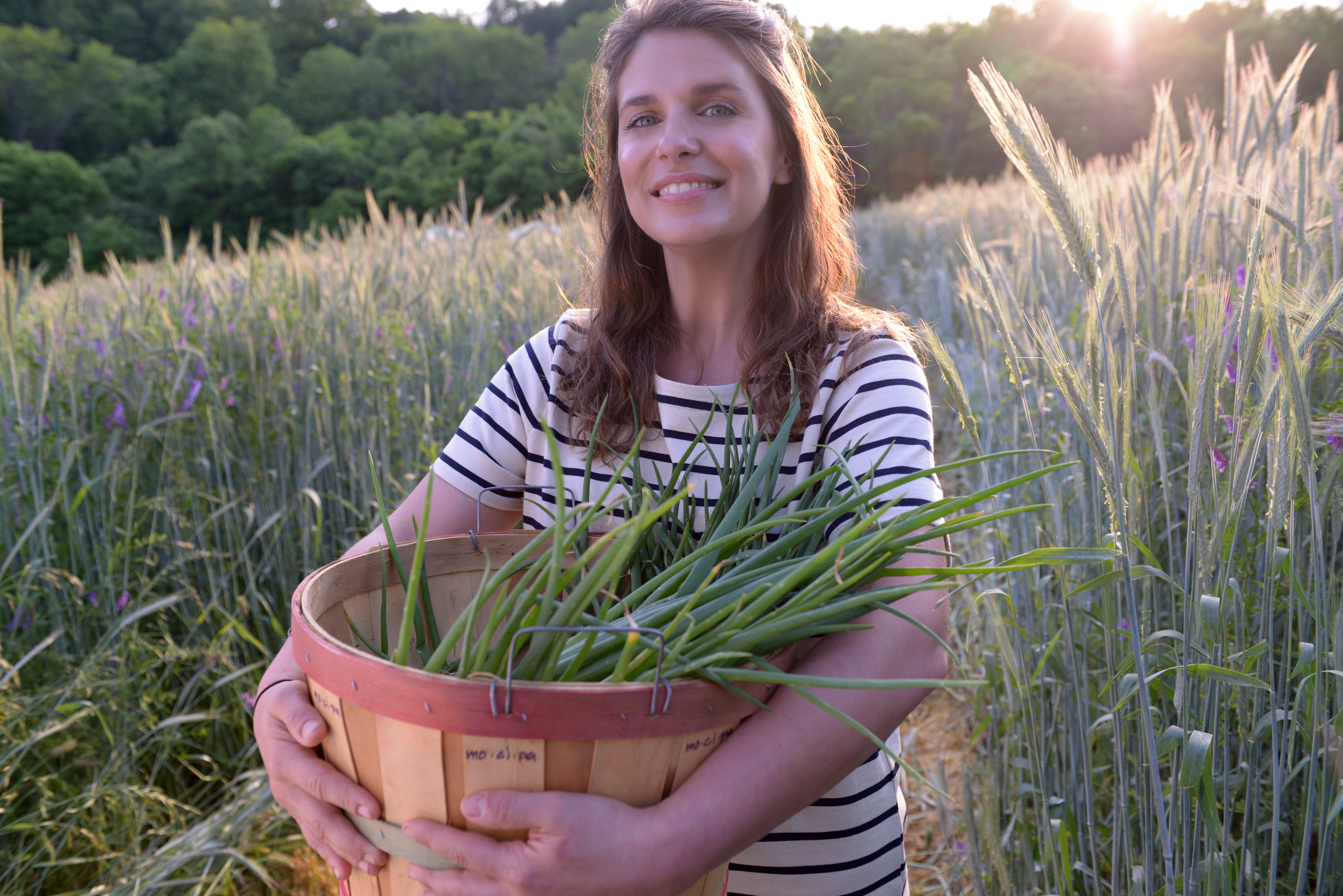 Vivian Howard on her show, 'A Chef's Life'