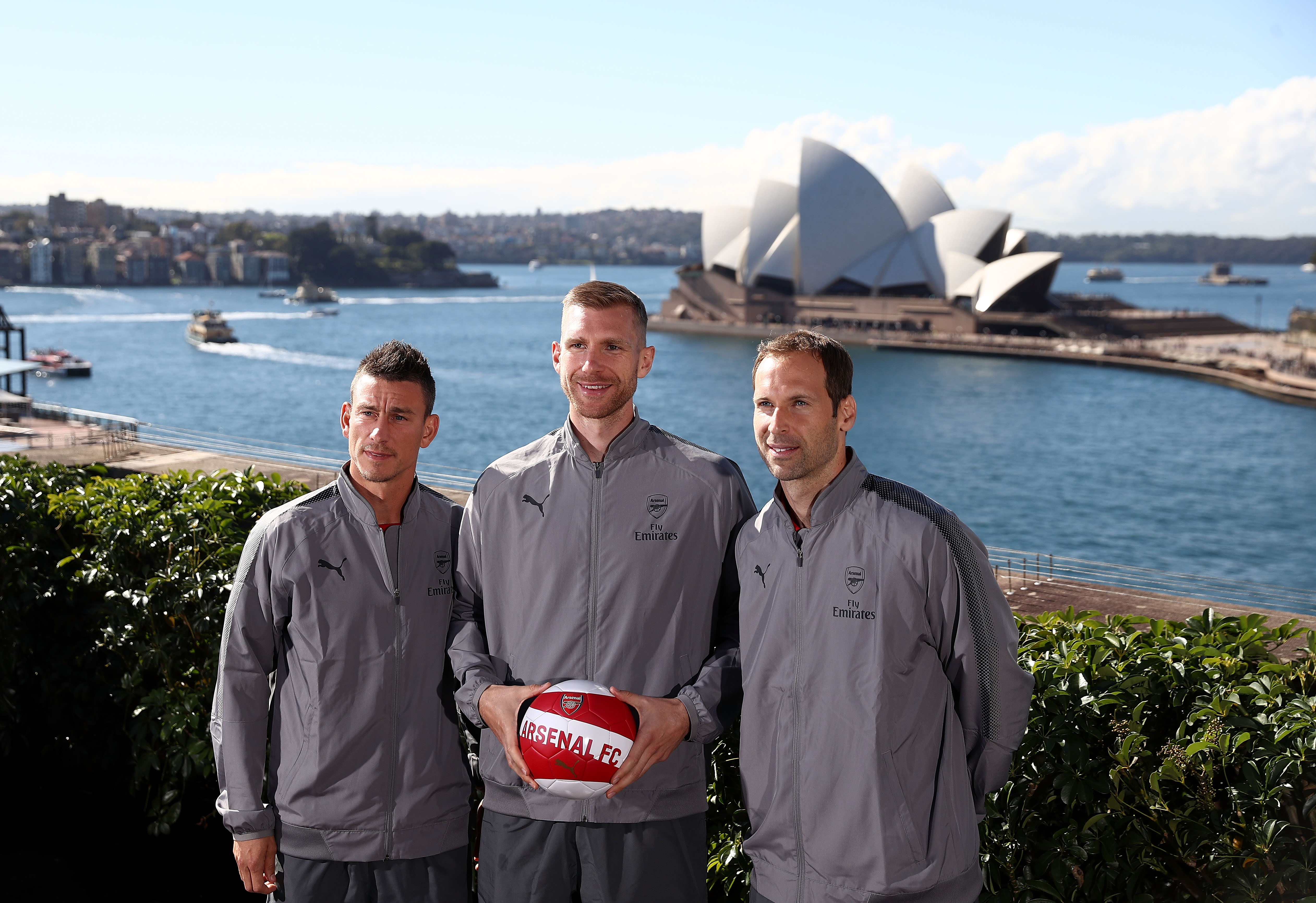Arsenal Official Welcome To Sydney