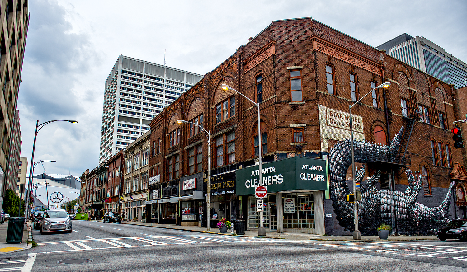 The amazing potential of South Downtown Atlanta in 20 photos