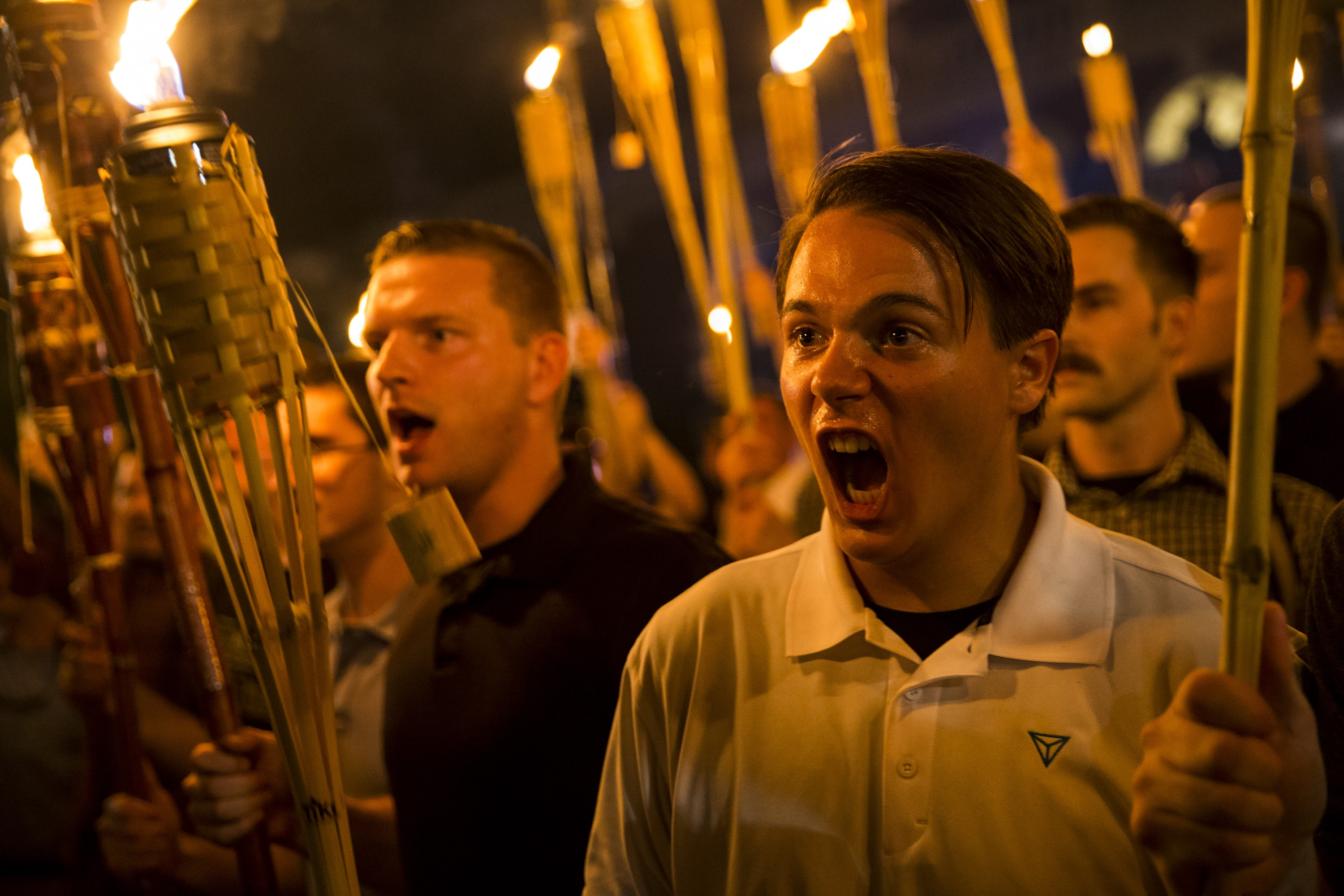 The Charlottesville protests are white fragility in action