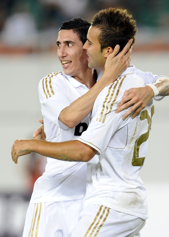 Guangzhou Evergrande v Real Madrid - Real Madrid's China Tour