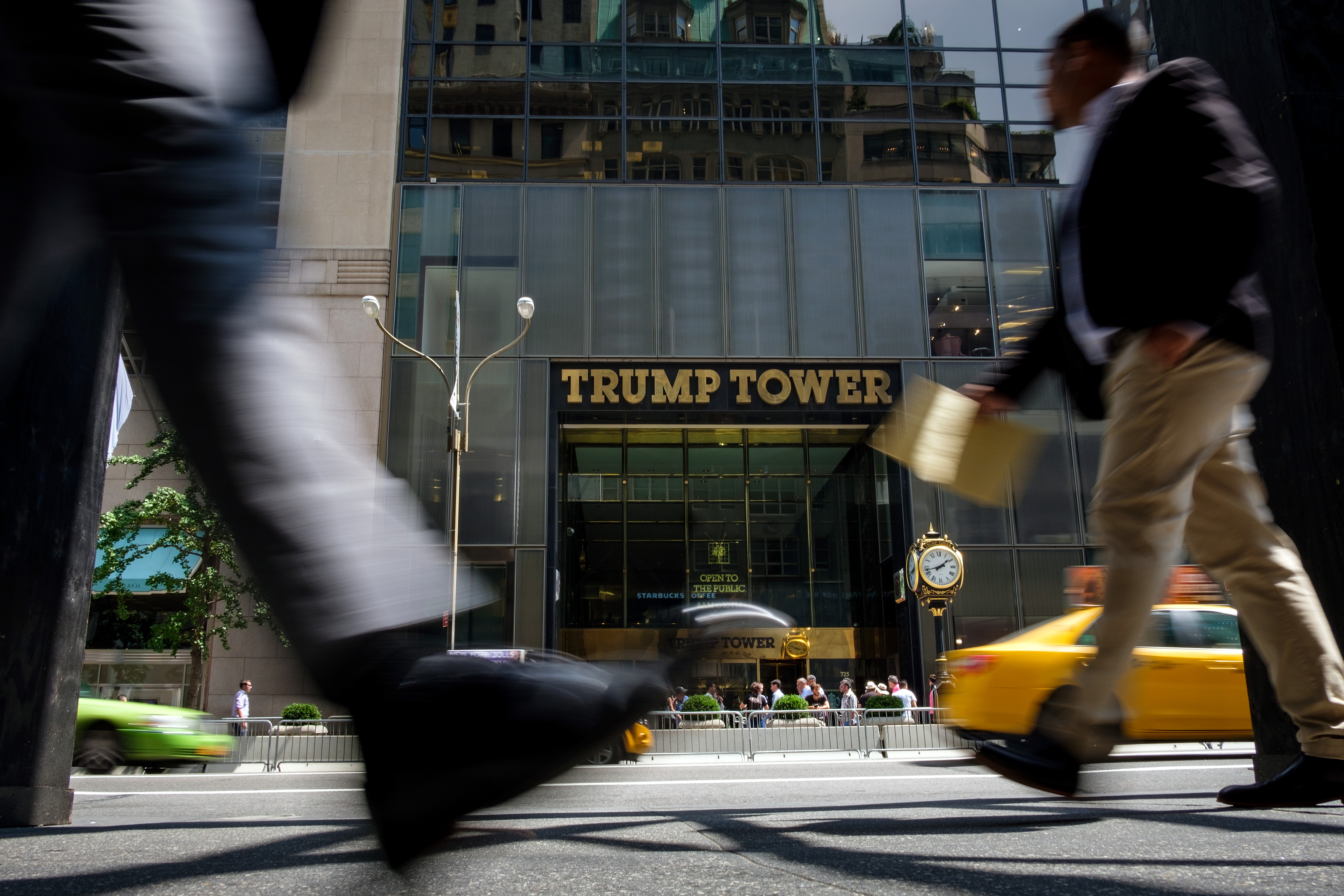 President Trump To Return Back To Trump Tower In New York Next Week, First Time Since Becoming President