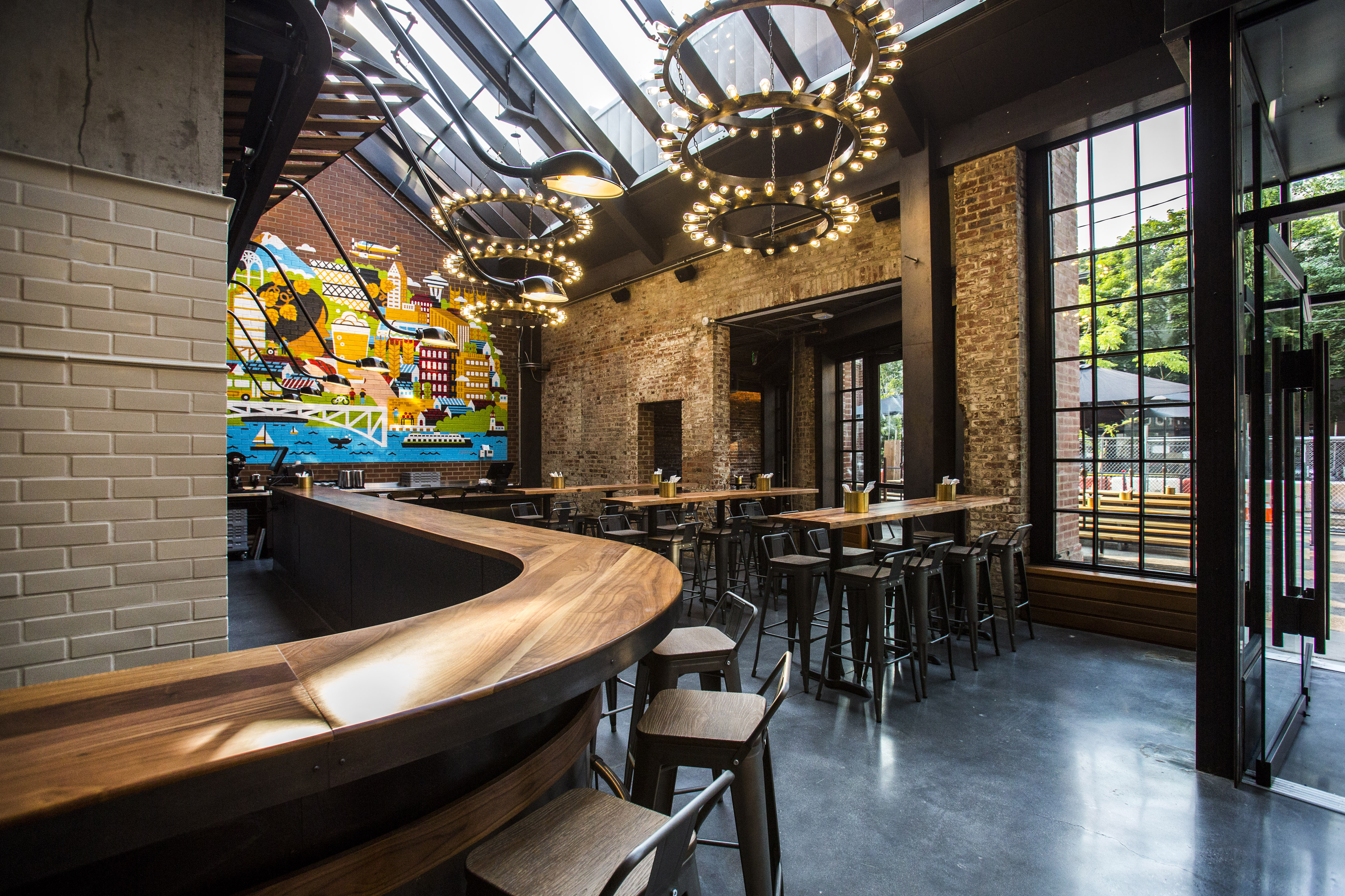 Redhook's Shiny New Beer Cathedral Starts Pouring Thursday