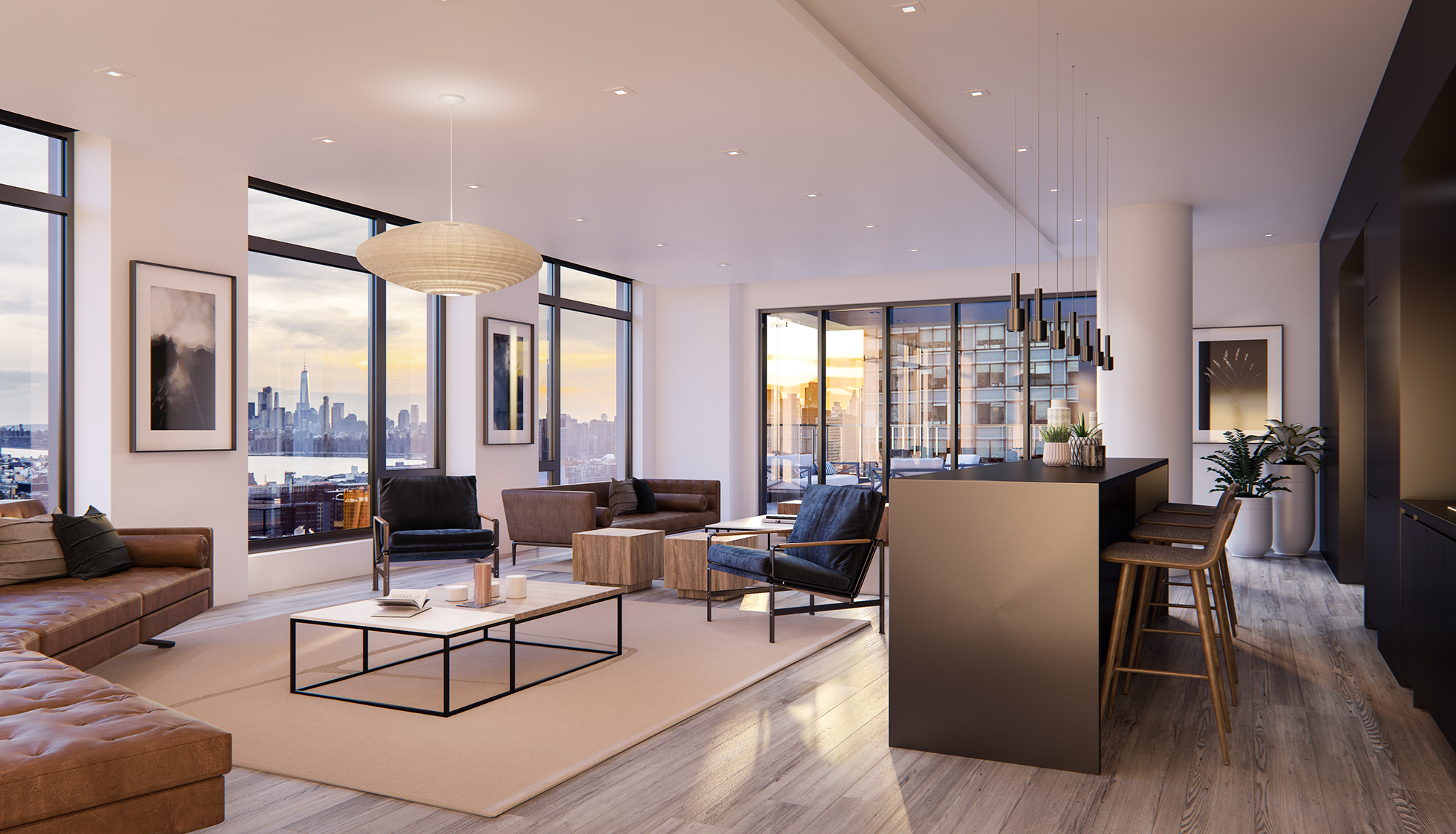 Watermark LIC Adds 168 More Apartments To Rental Heavy Long Island City