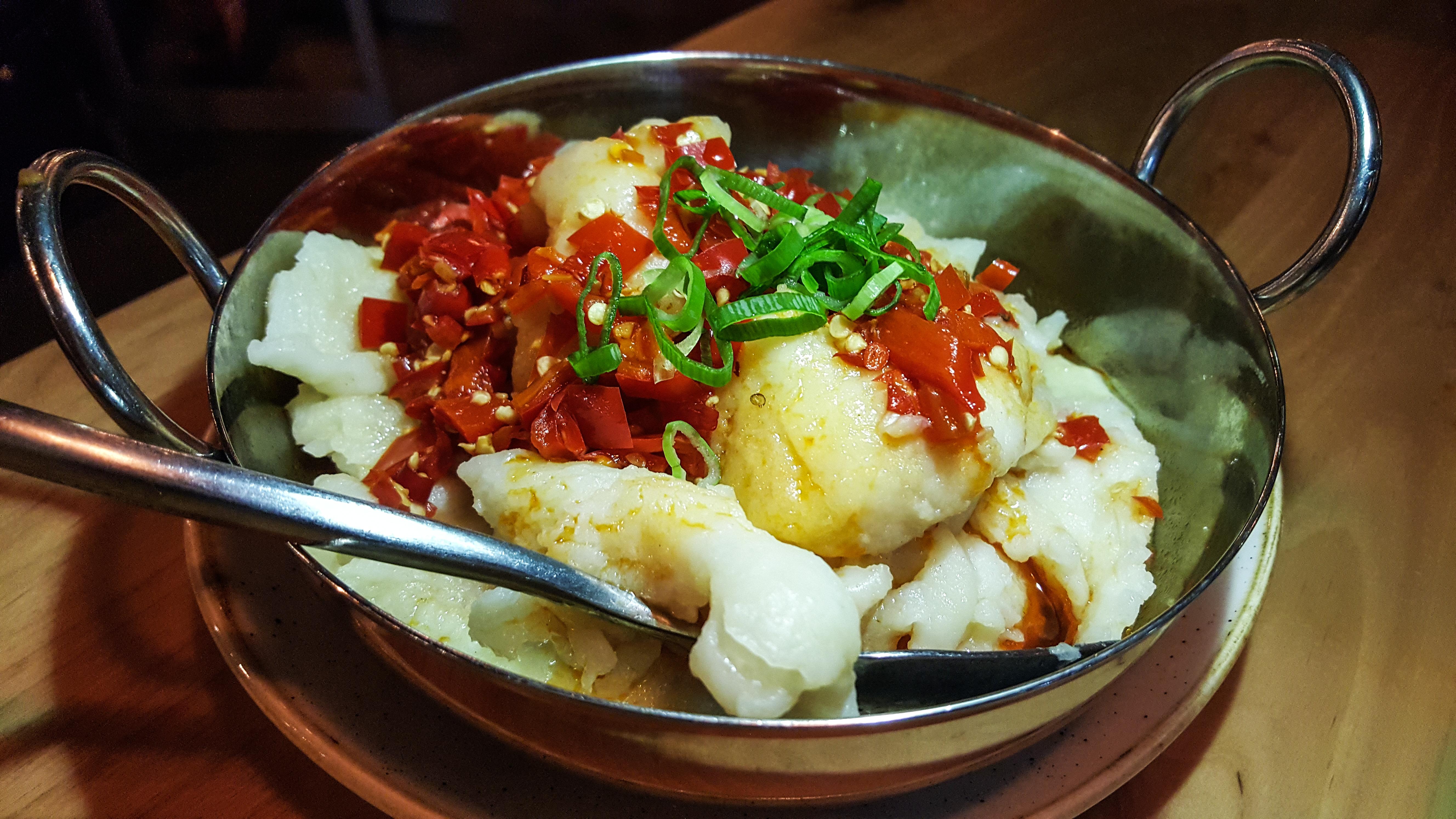 Lava fish at Sumiao Hunan Kitchen