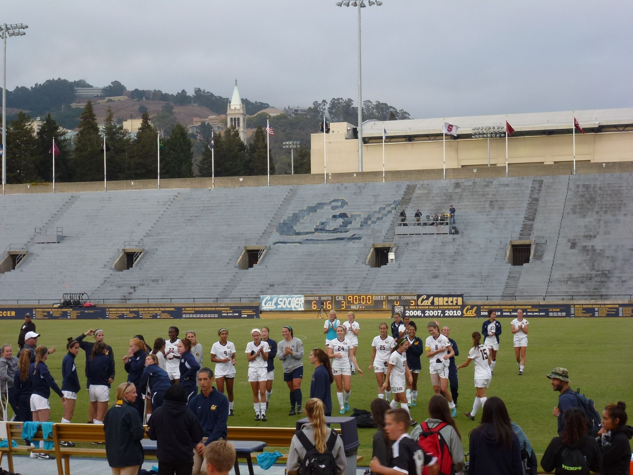 women's soccer vs. usf