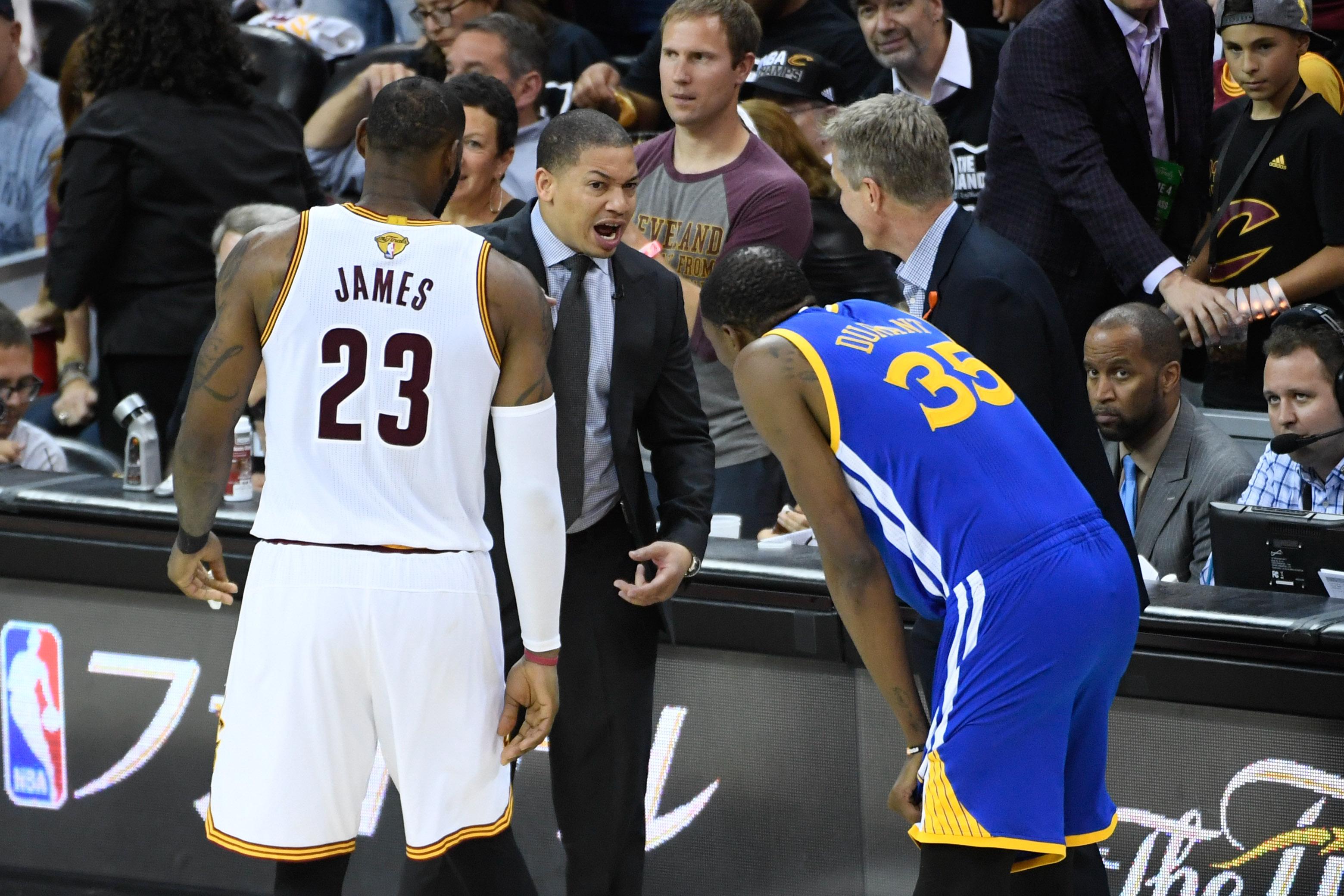 c95b37b23 NBA 2K18 rates LeBron James higher than Kevin Durant and Kawhi Leonard