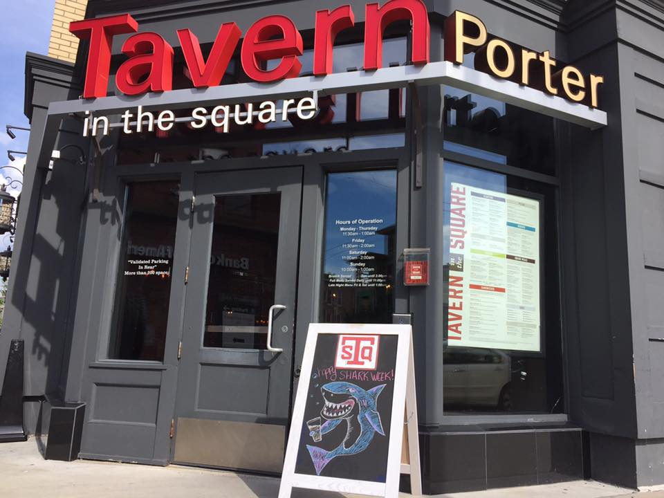Tavern in the Square Porter