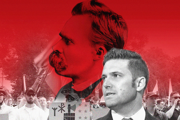 The alt-right is drunk on bad readings of Nietzsche. The Nazis were too.