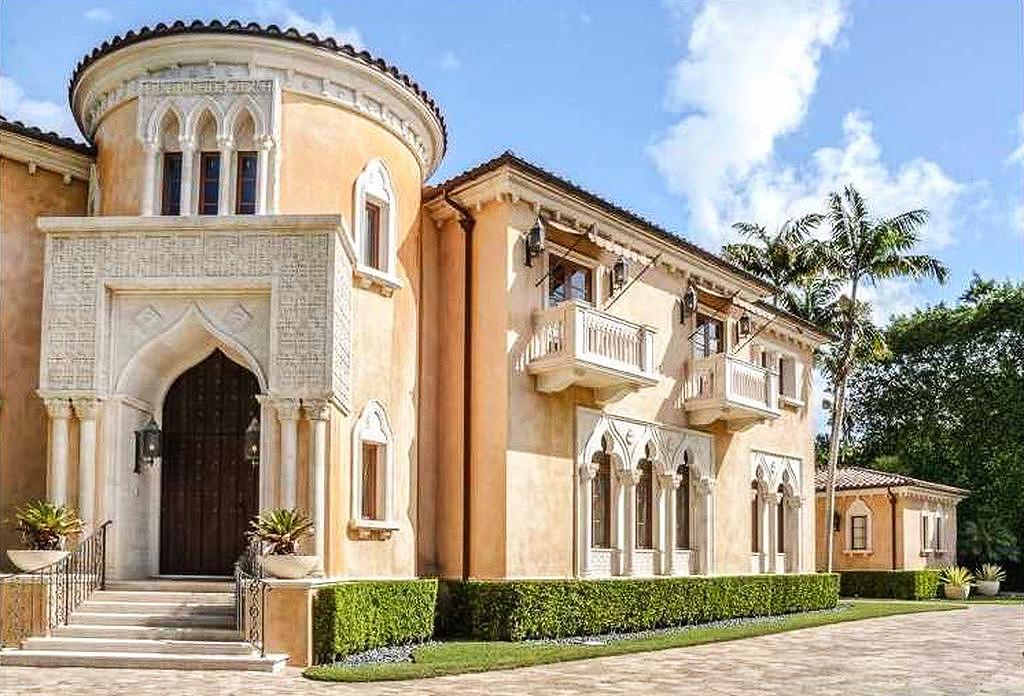 Moroccan palace of Miami developer asks $13M
